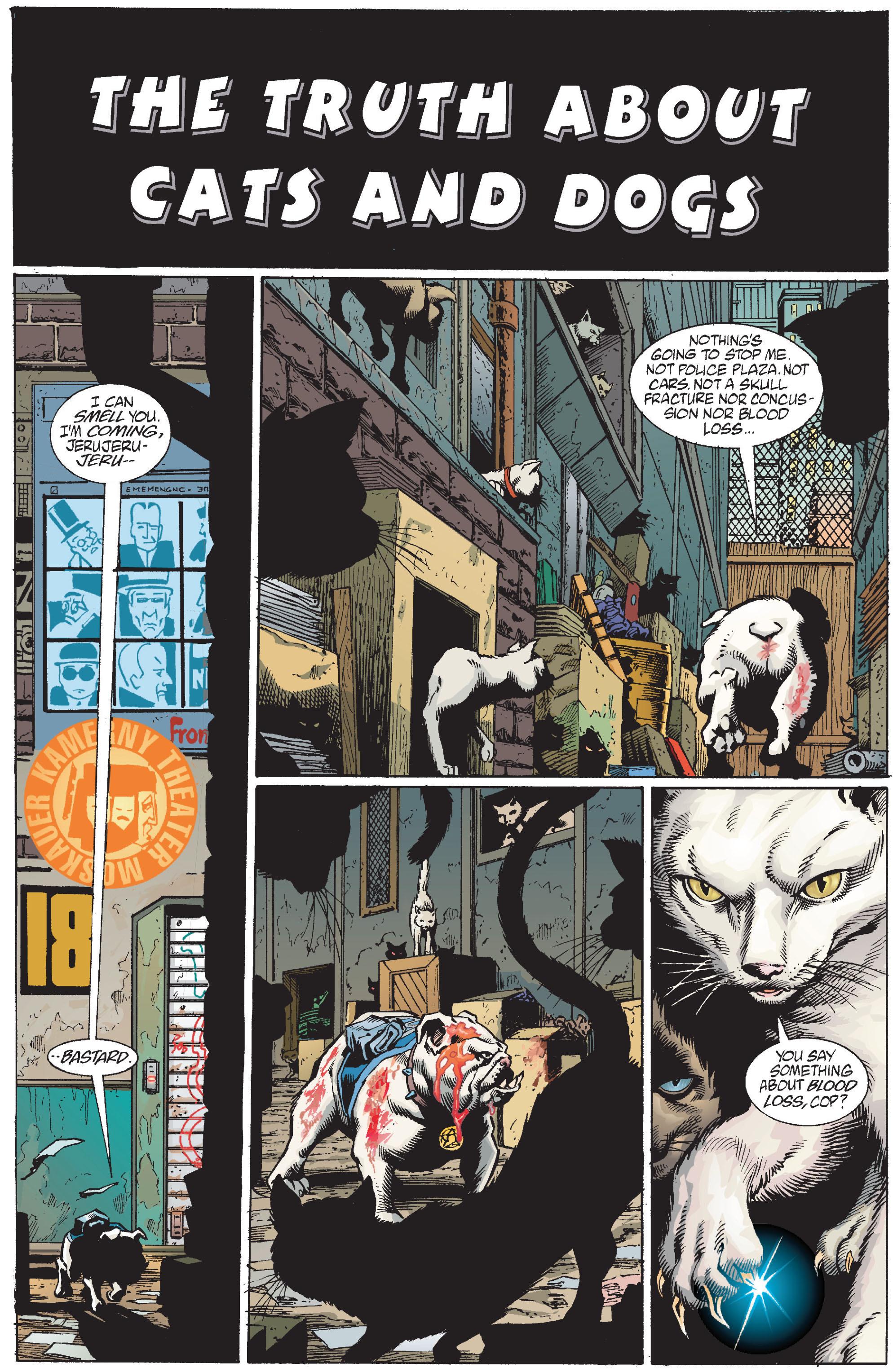 Read online Transmetropolitan comic -  Issue #12 - 12