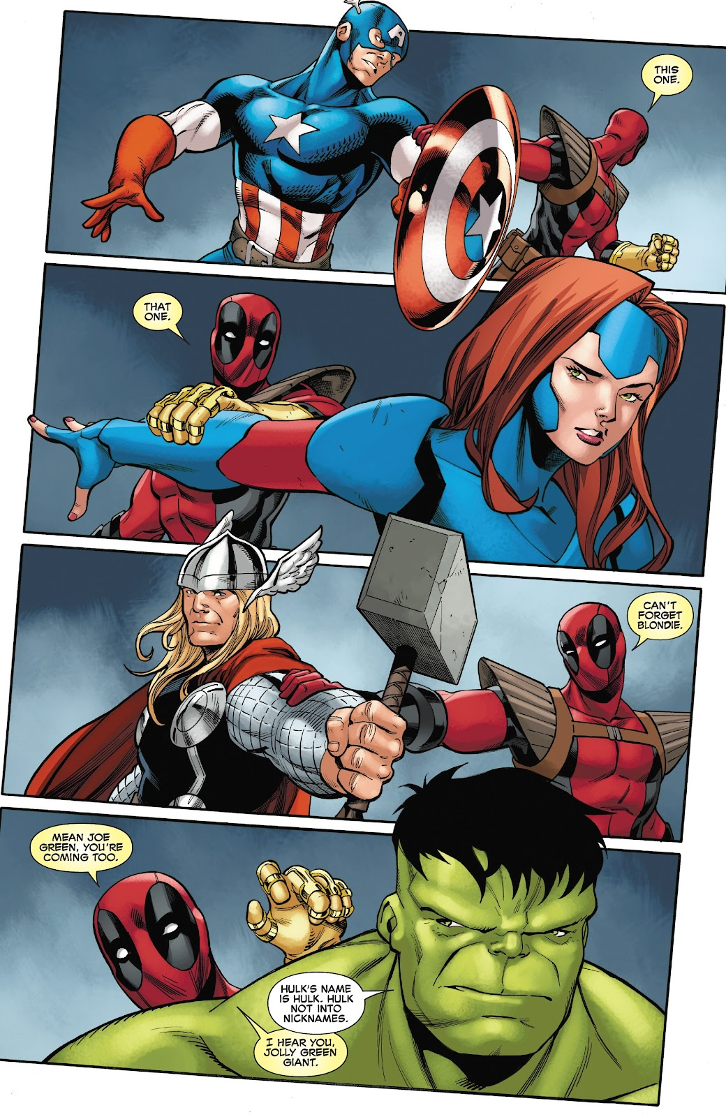 Read online Spider-Man/Deadpool comic -  Issue #49 - 13
