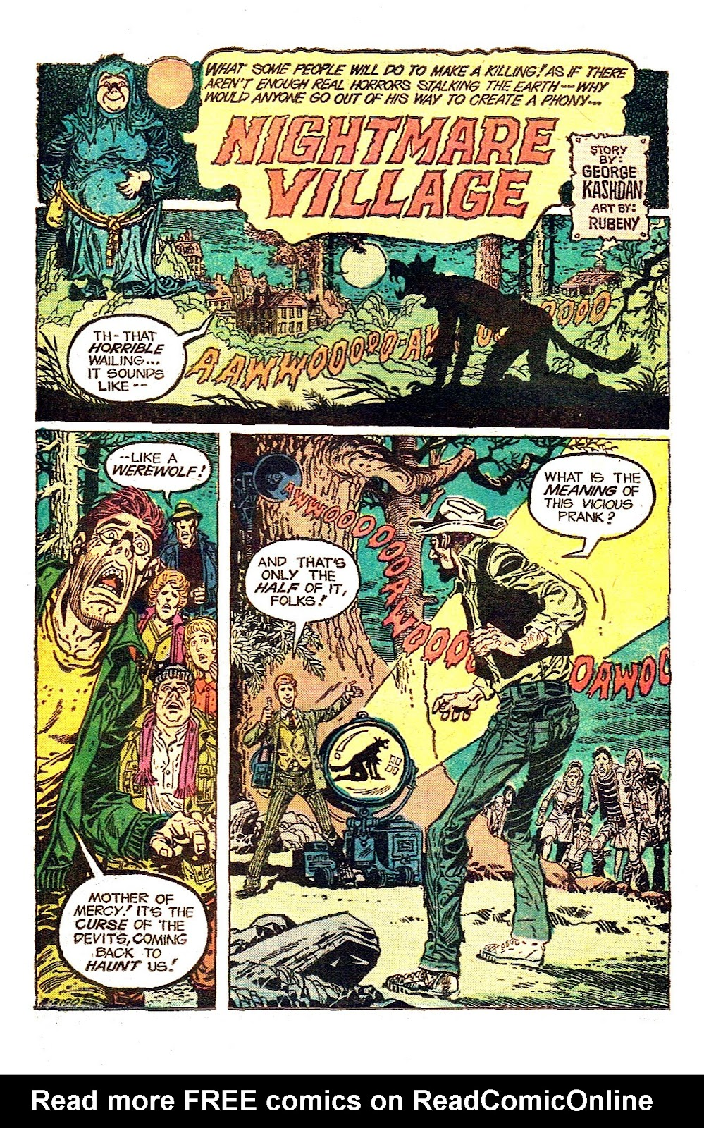 The Witching Hour (1969) issue 50 - Page 15