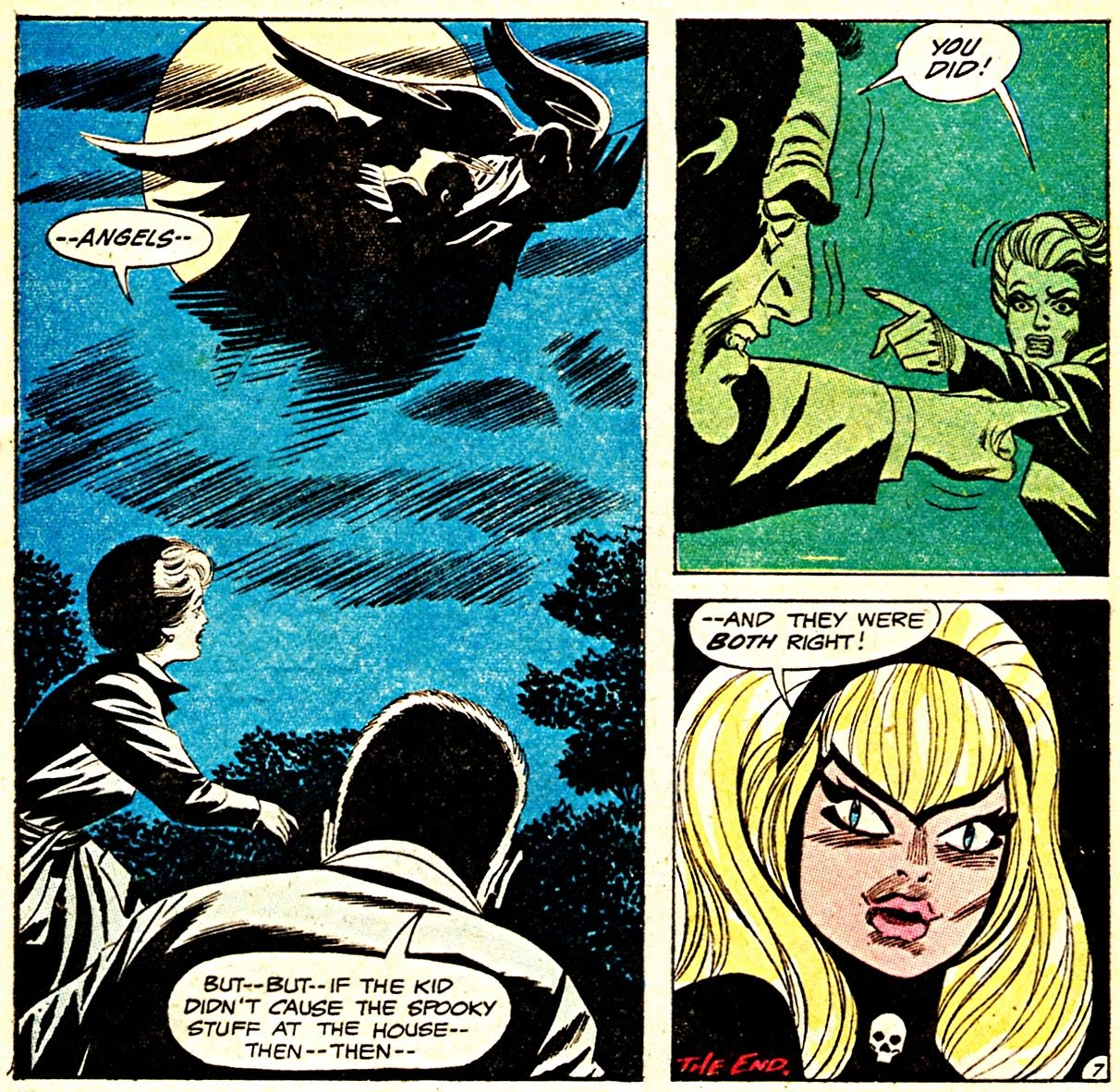 The Witching Hour (1969) issue 7 - Page 25