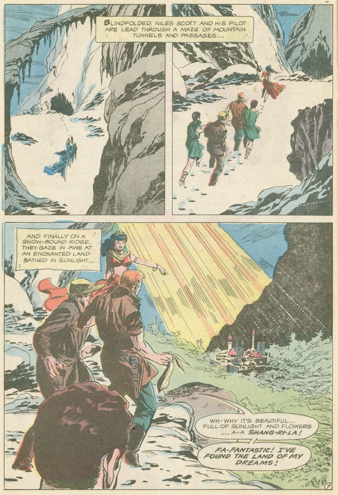 The Phantom (1969) issue 31 - Page 8