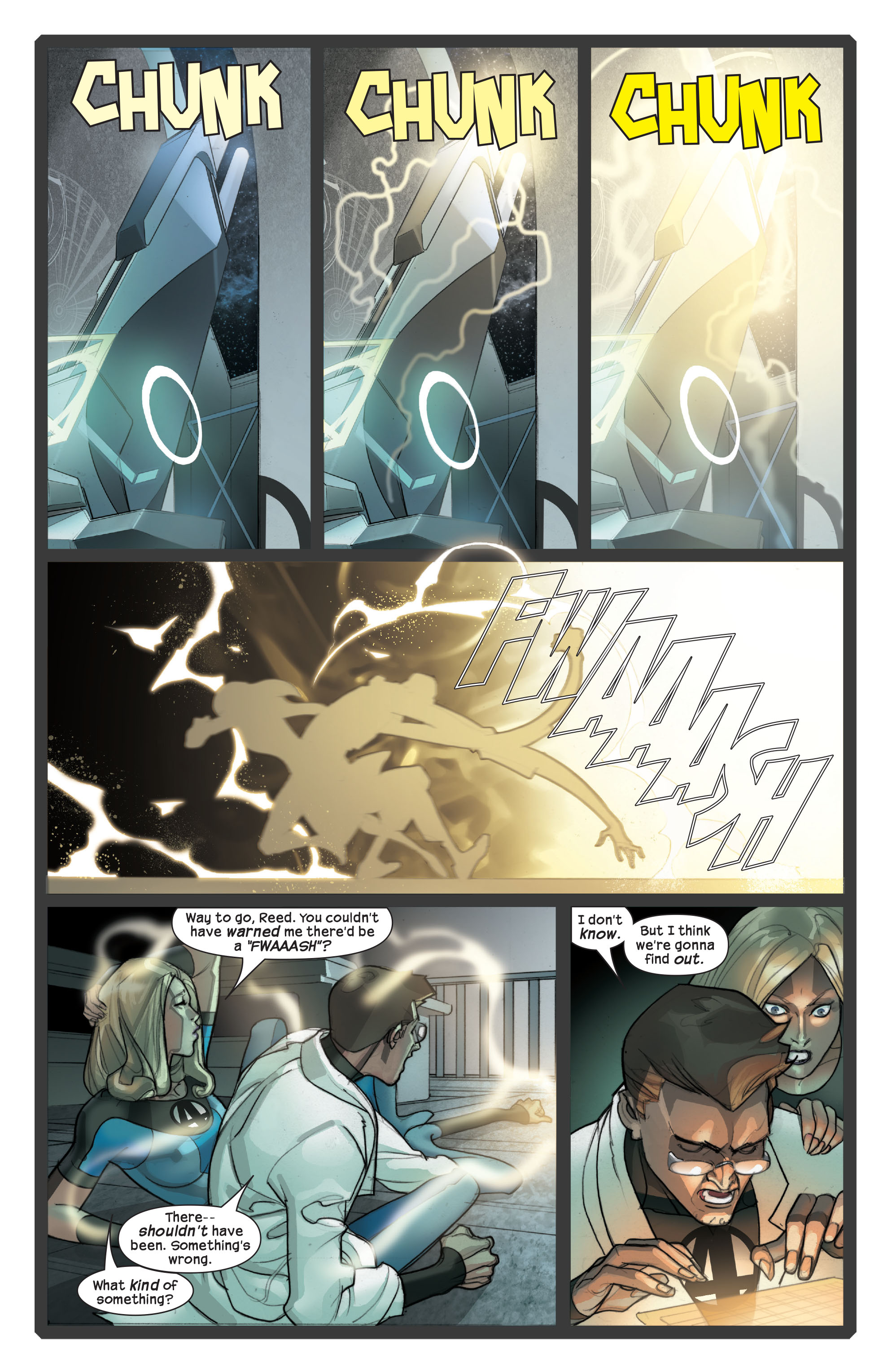 Read online Ultimate Fantastic Four (2004) comic -  Issue #42 - 12