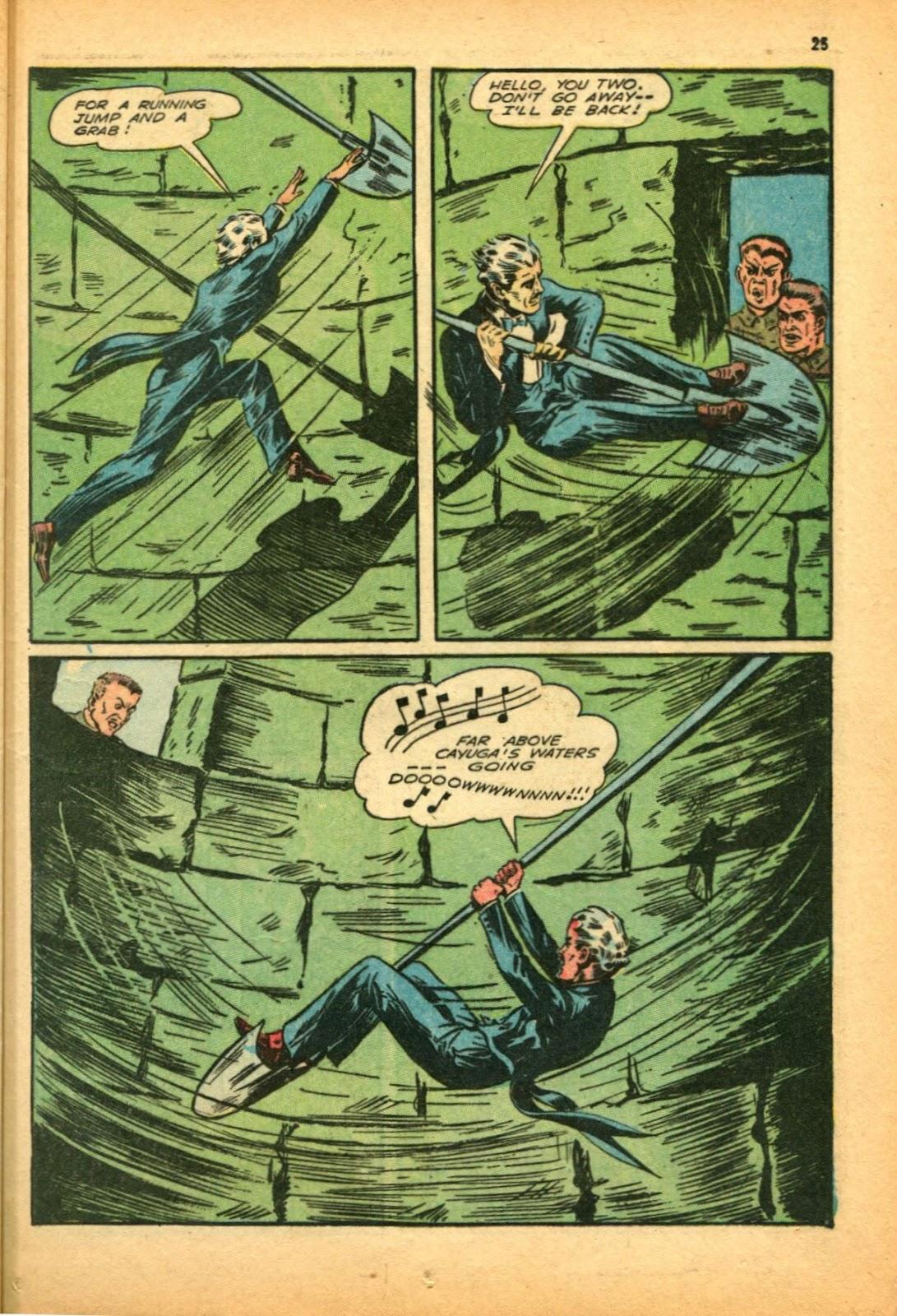 Read online Super-Magician Comics comic -  Issue #12 - 25