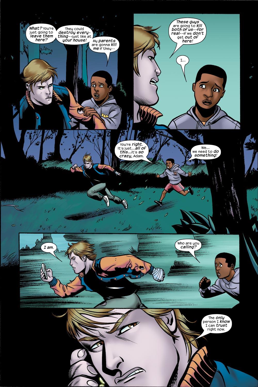 Read online Machine Teen comic -  Issue #4 - 16
