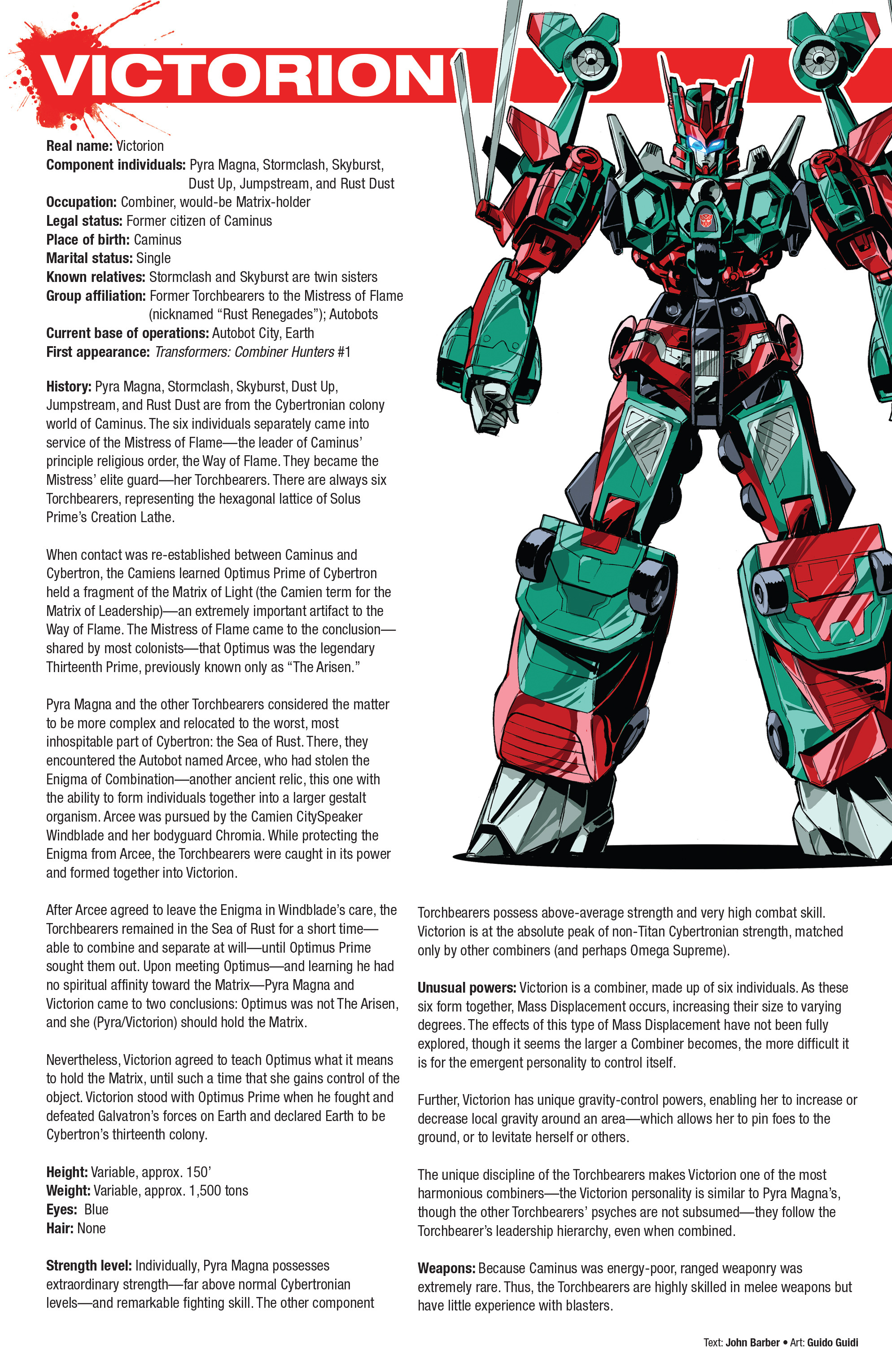 Read online Transformers Annual comic -  Issue # Full - 45