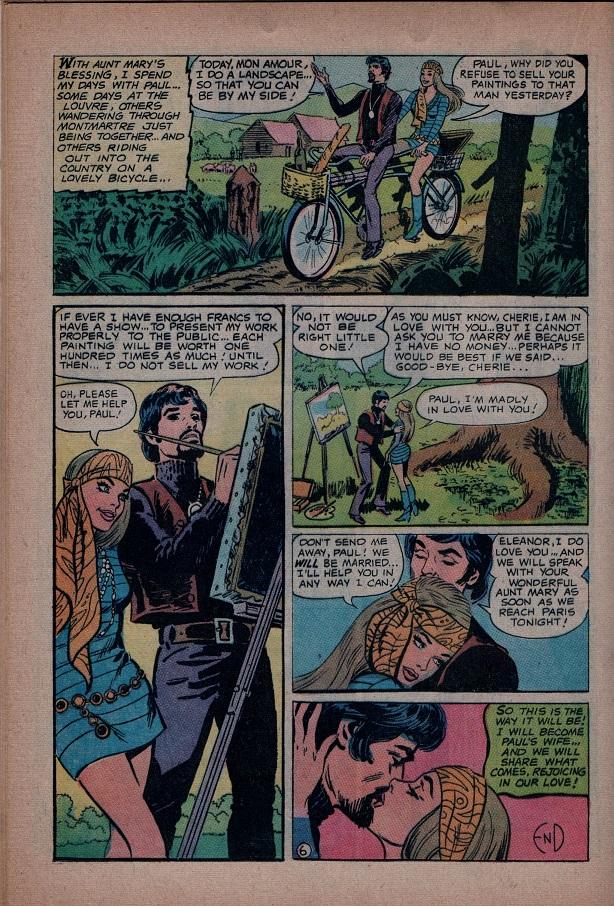 Read online Secret Hearts comic -  Issue #145 - 20