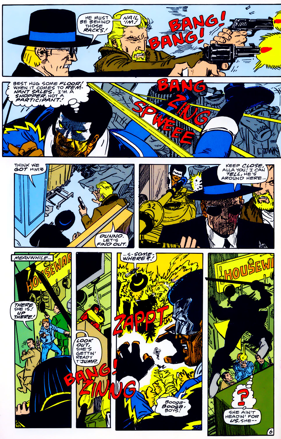 Read online Adventures of the Outsiders comic -  Issue #43 - 27