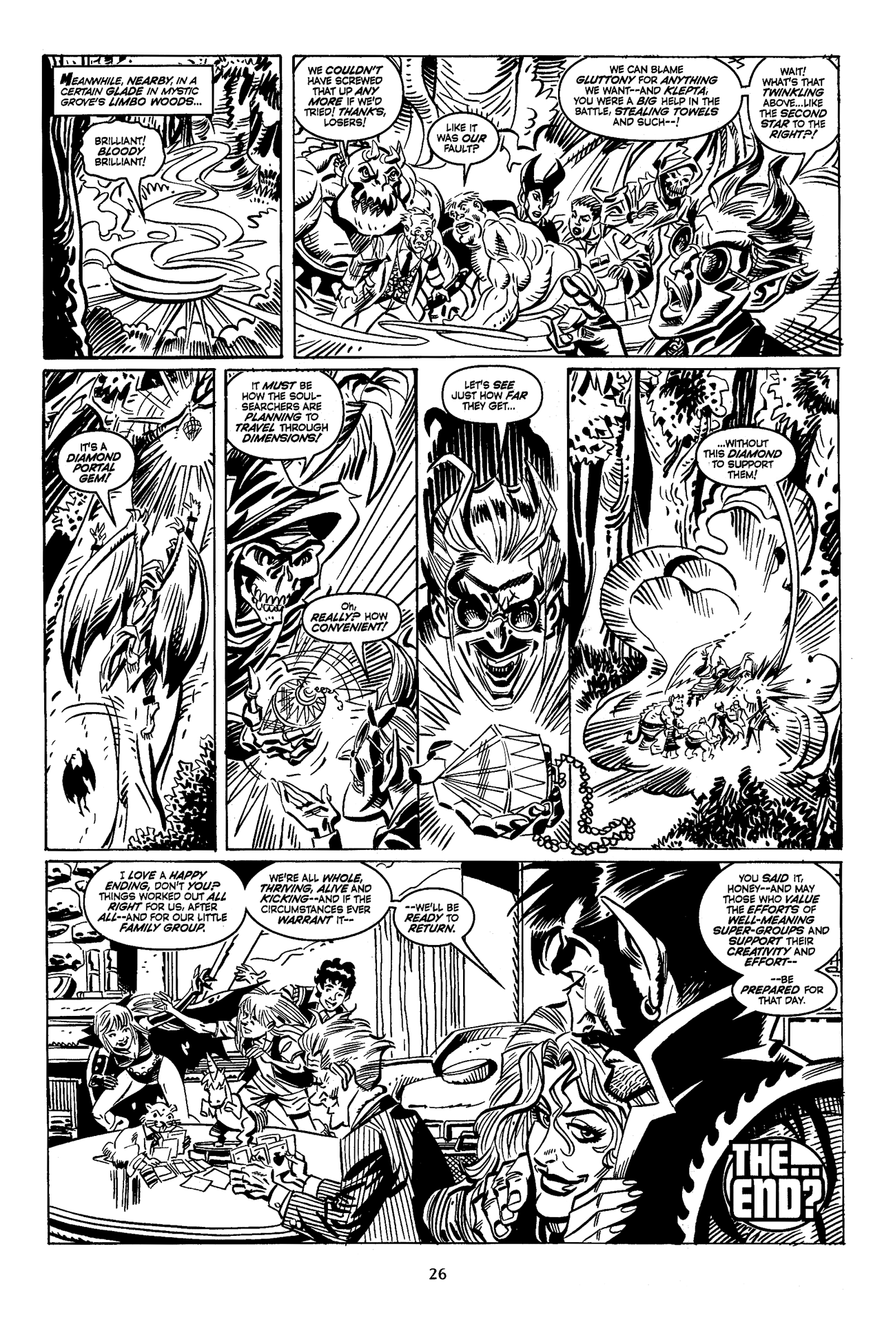 Soulsearchers and Company issue 82 - Page 28