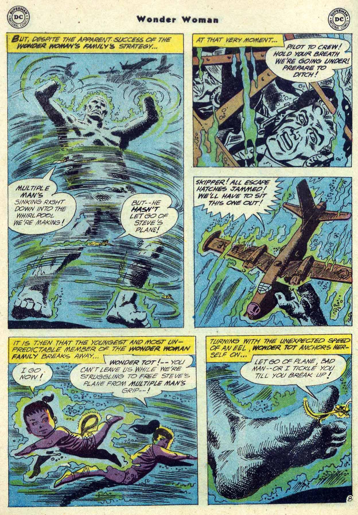 Read online Wonder Woman (1942) comic -  Issue #129 - 12