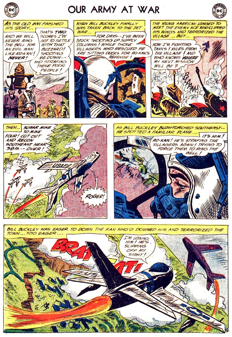 Our Army at War (1952) issue 98 - Page 22
