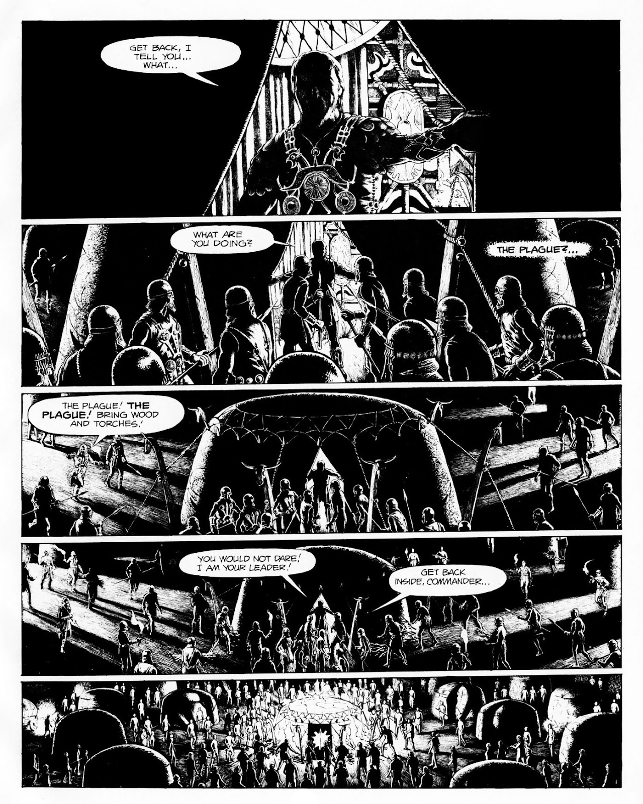 Conquering Armies issue TPB - Page 45