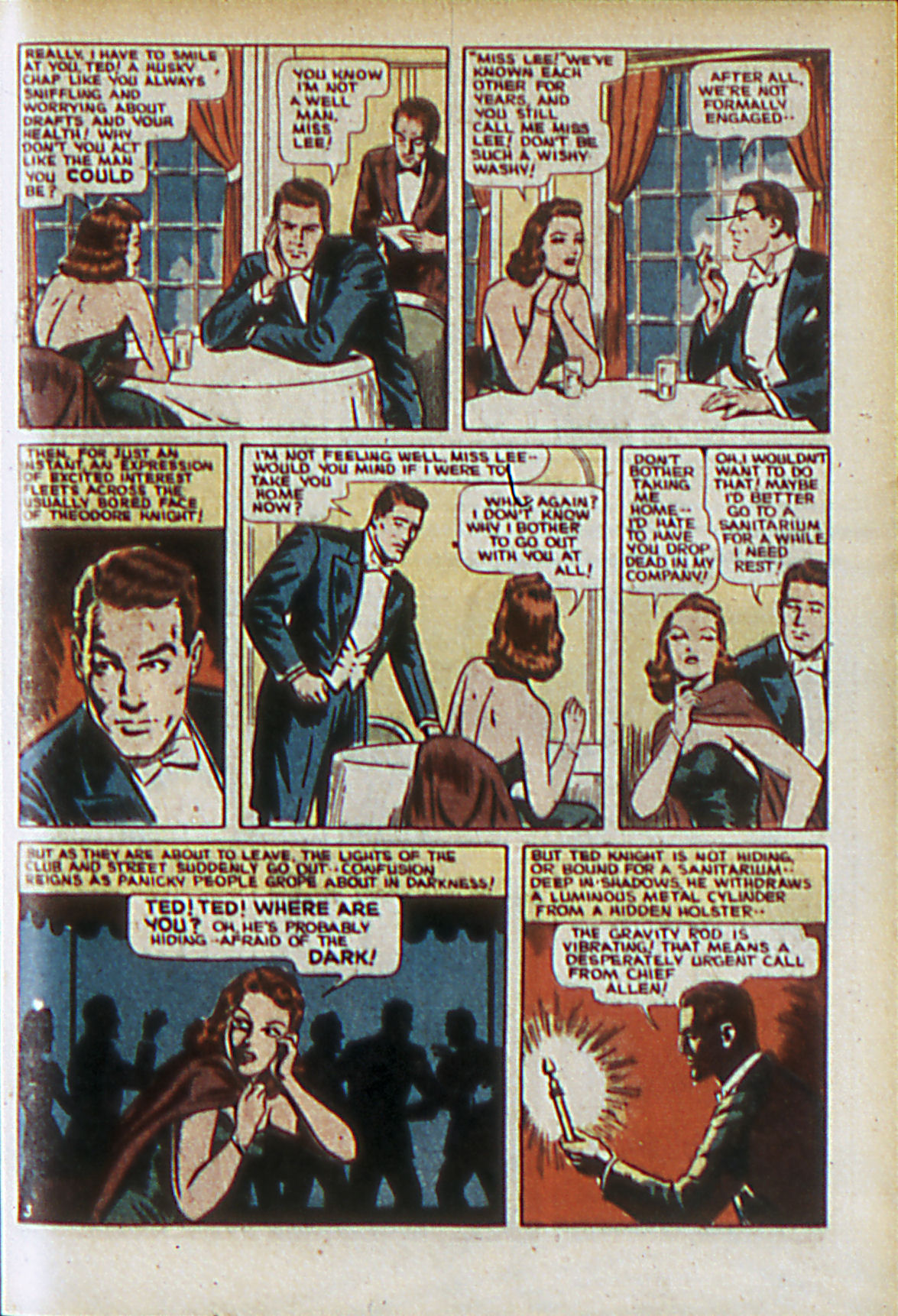 Read online Adventure Comics (1938) comic -  Issue #61 - 6
