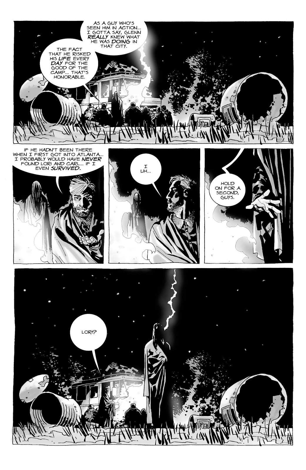 The Walking Dead issue Special - Tyreese Special - Page 29