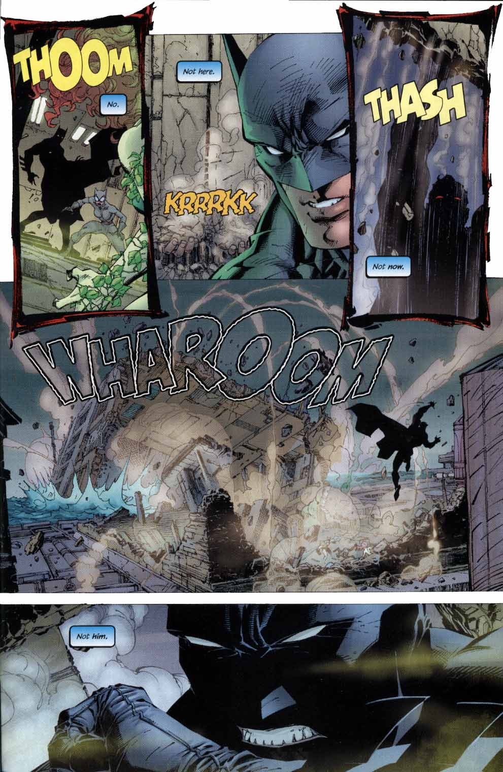 Read online Batman: Hush comic -  Issue #4 - 20