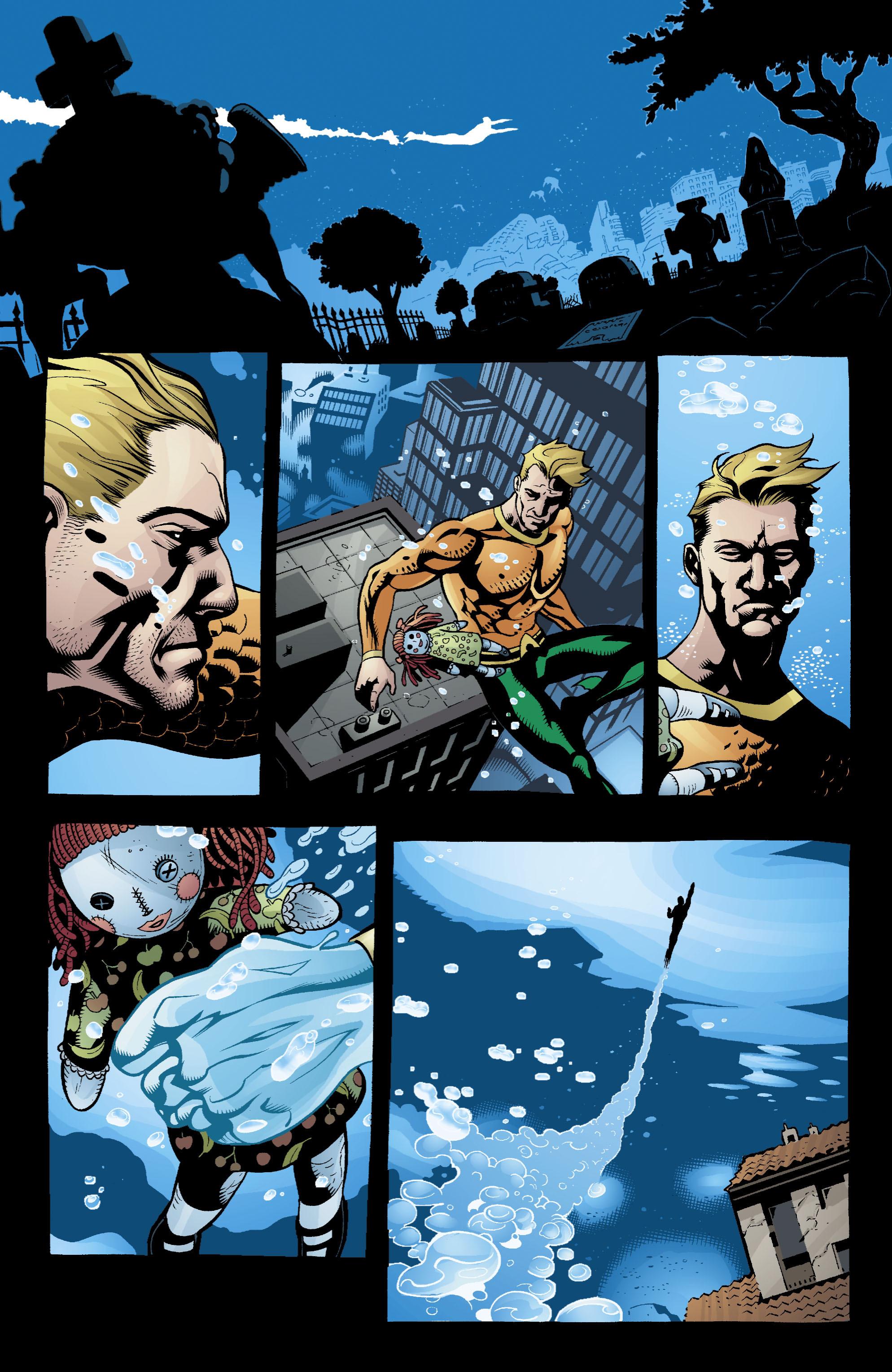Read online Aquaman (2003) comic -  Issue #15 - 6