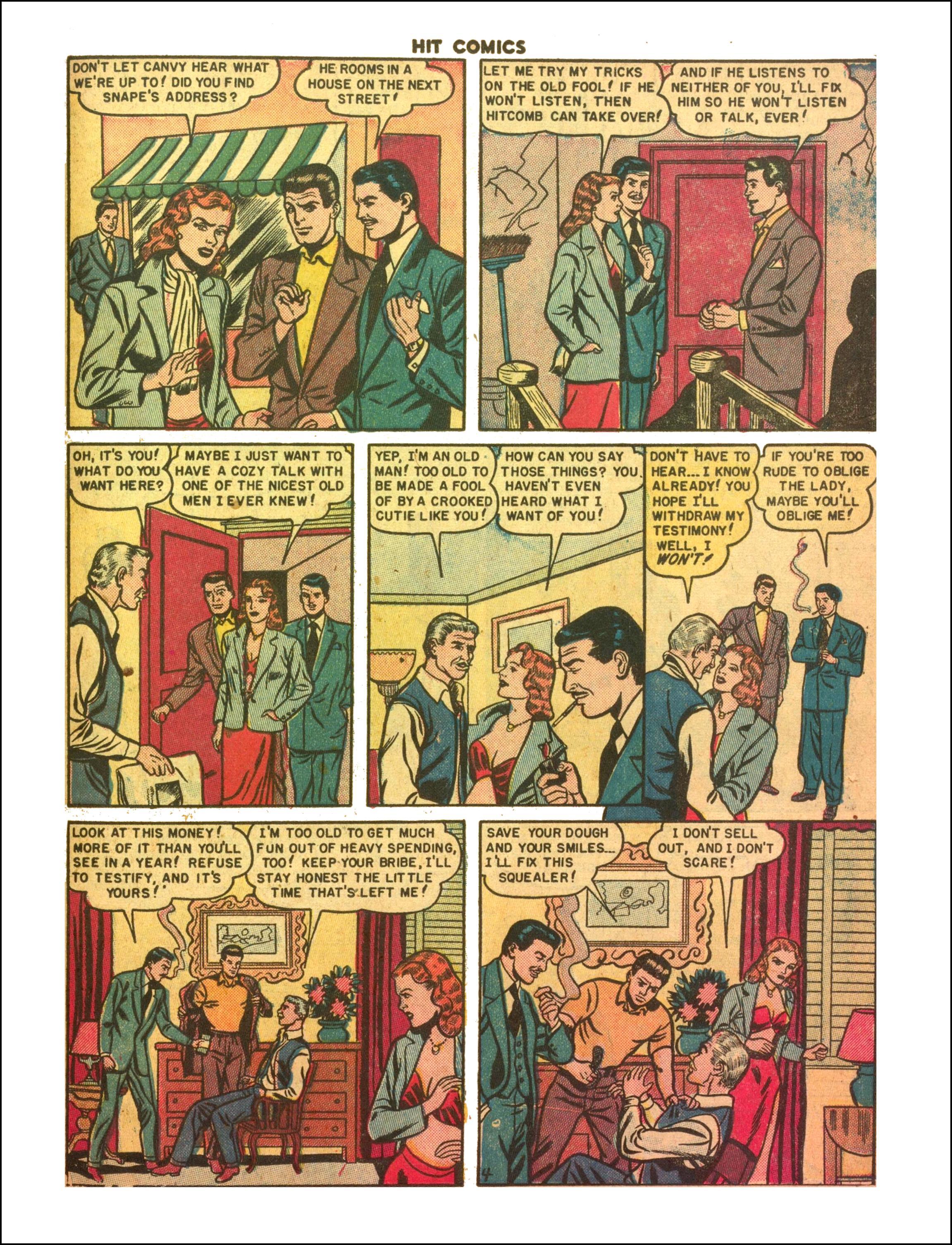 Read online Hit Comics comic -  Issue #65 - 31