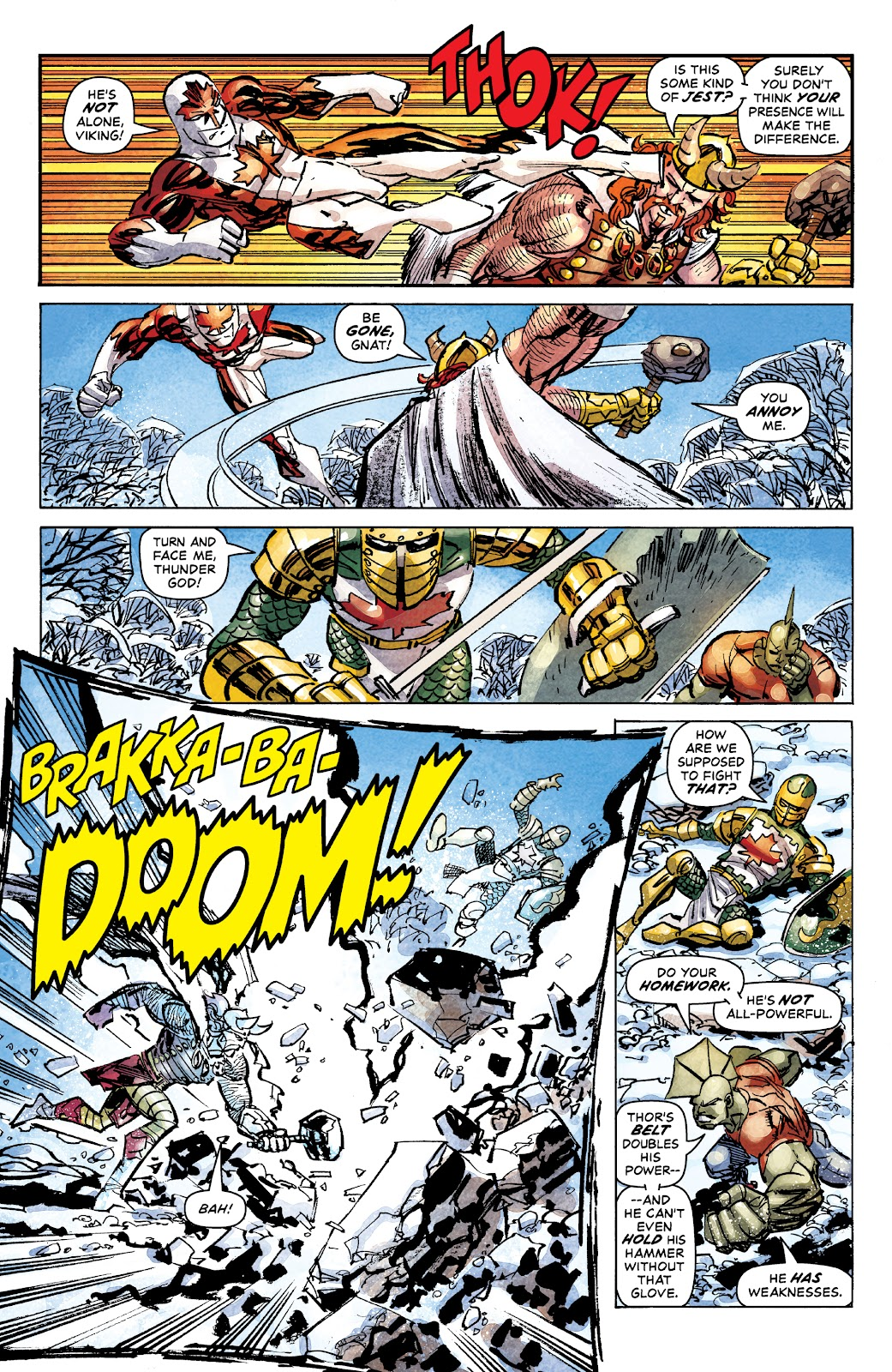 The Savage Dragon (1993) issue 257 - Page 19