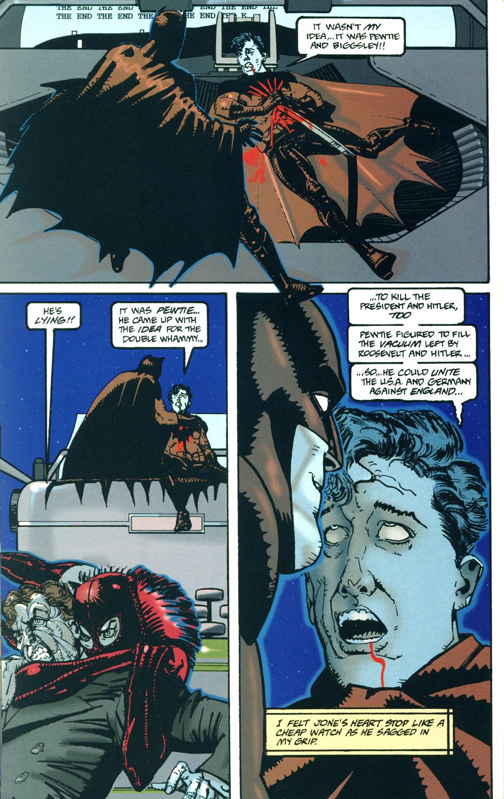 Read online Batman: Dark Allegiances comic -  Issue # Full - 62
