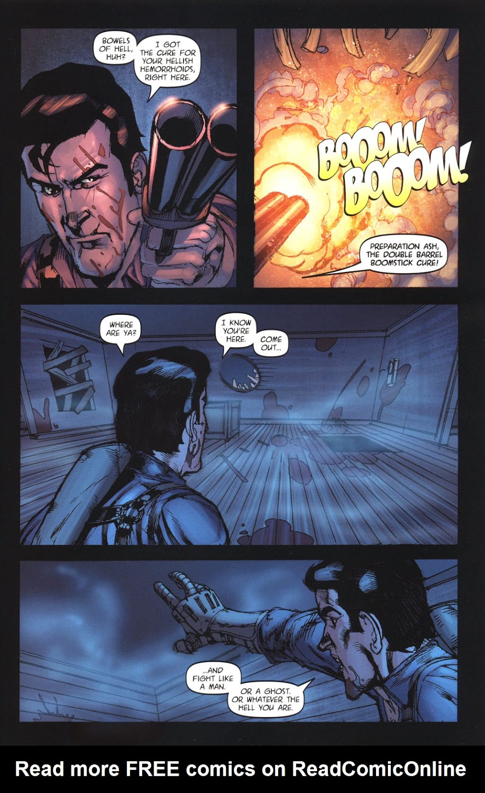 Army of Darkness (2006) Issue #6 #2 - English 7