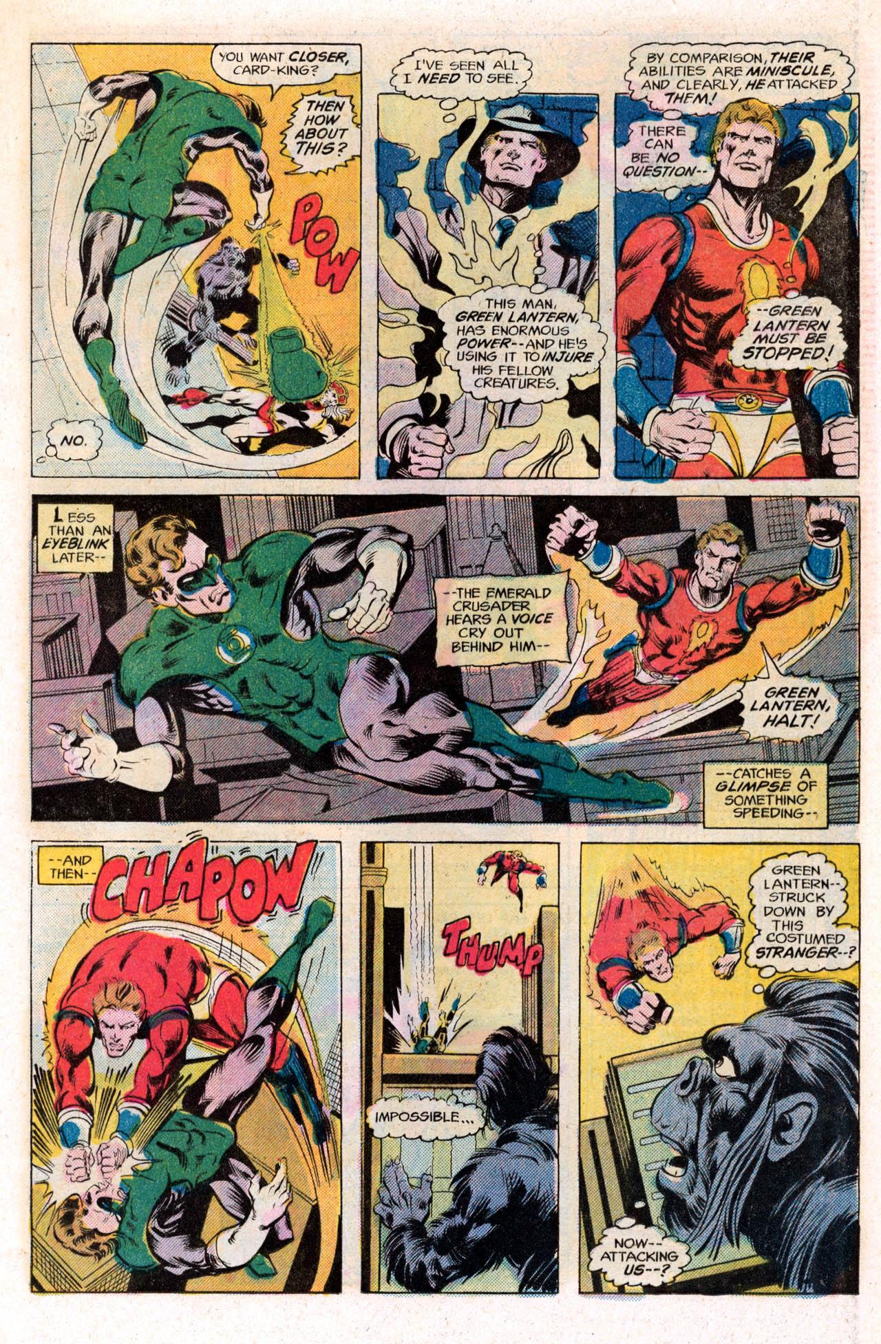 Read online Secret Society of Super-Villains comic -  Issue #2 - 9