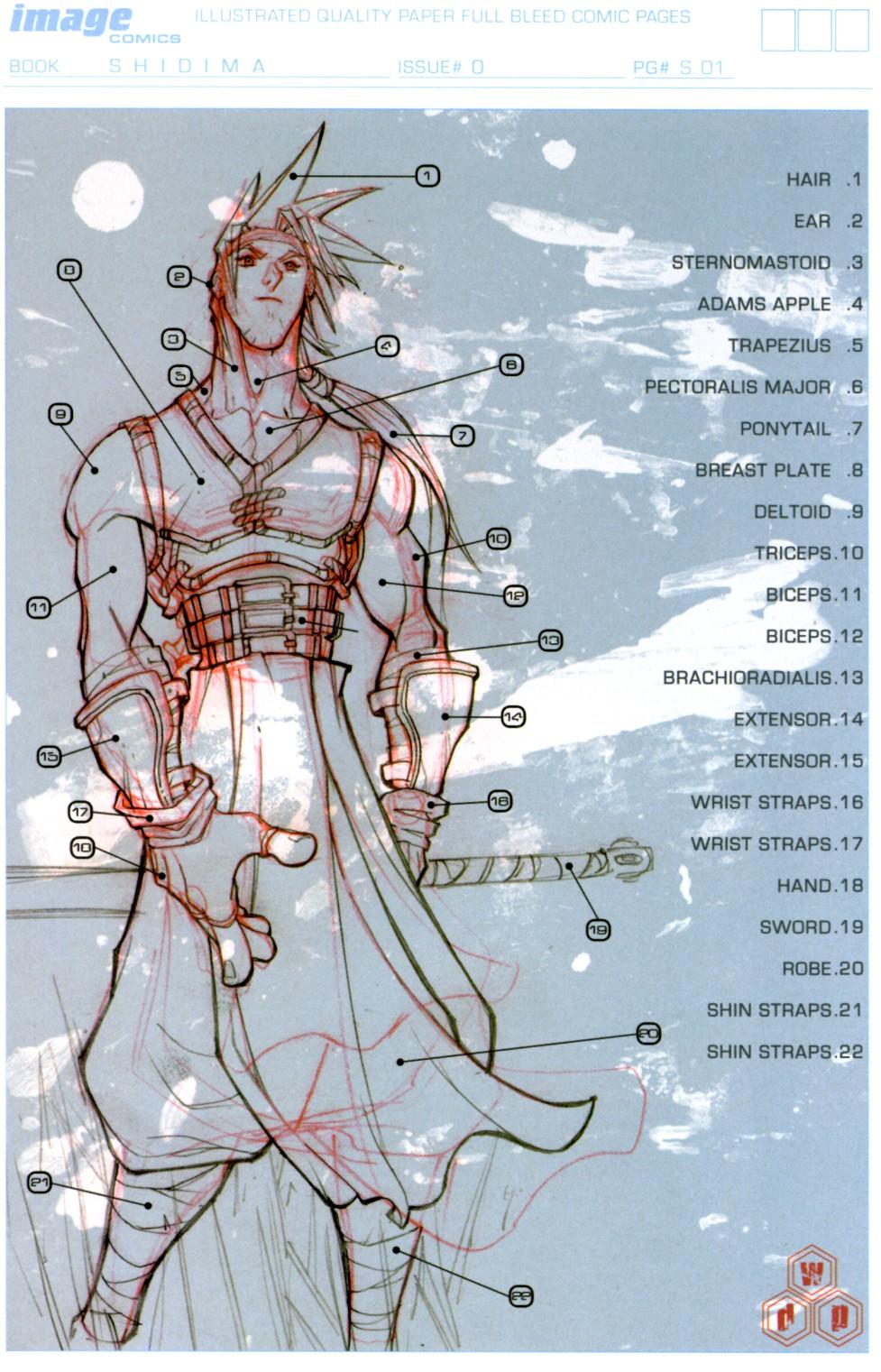 Read online Shidima comic -  Issue #0 - 14