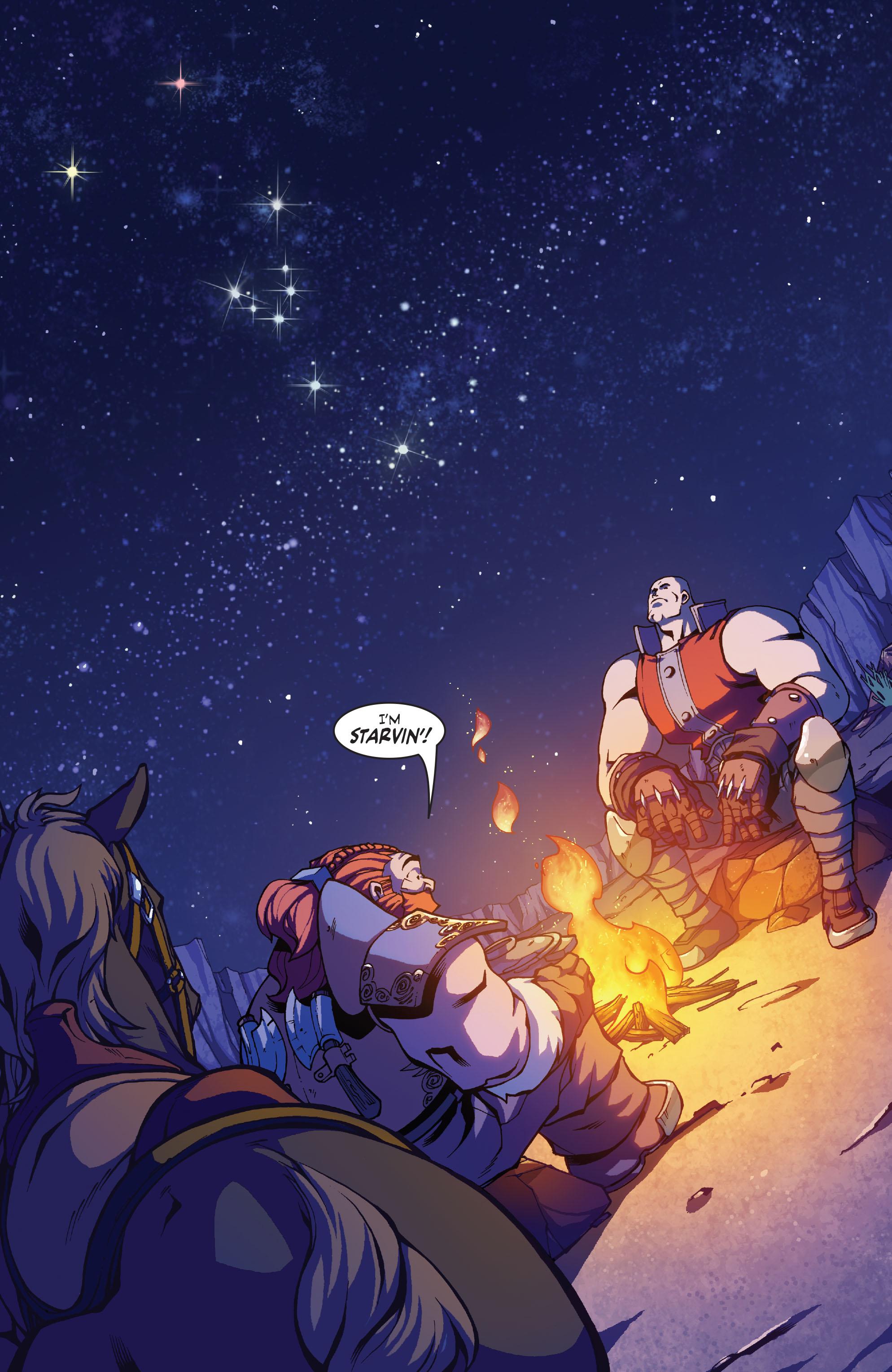 Read online Skullkickers comic -  Issue #3 - 3