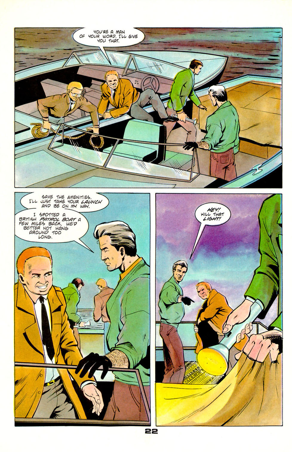 Jon Sable, Freelance issue 56 - Page 23