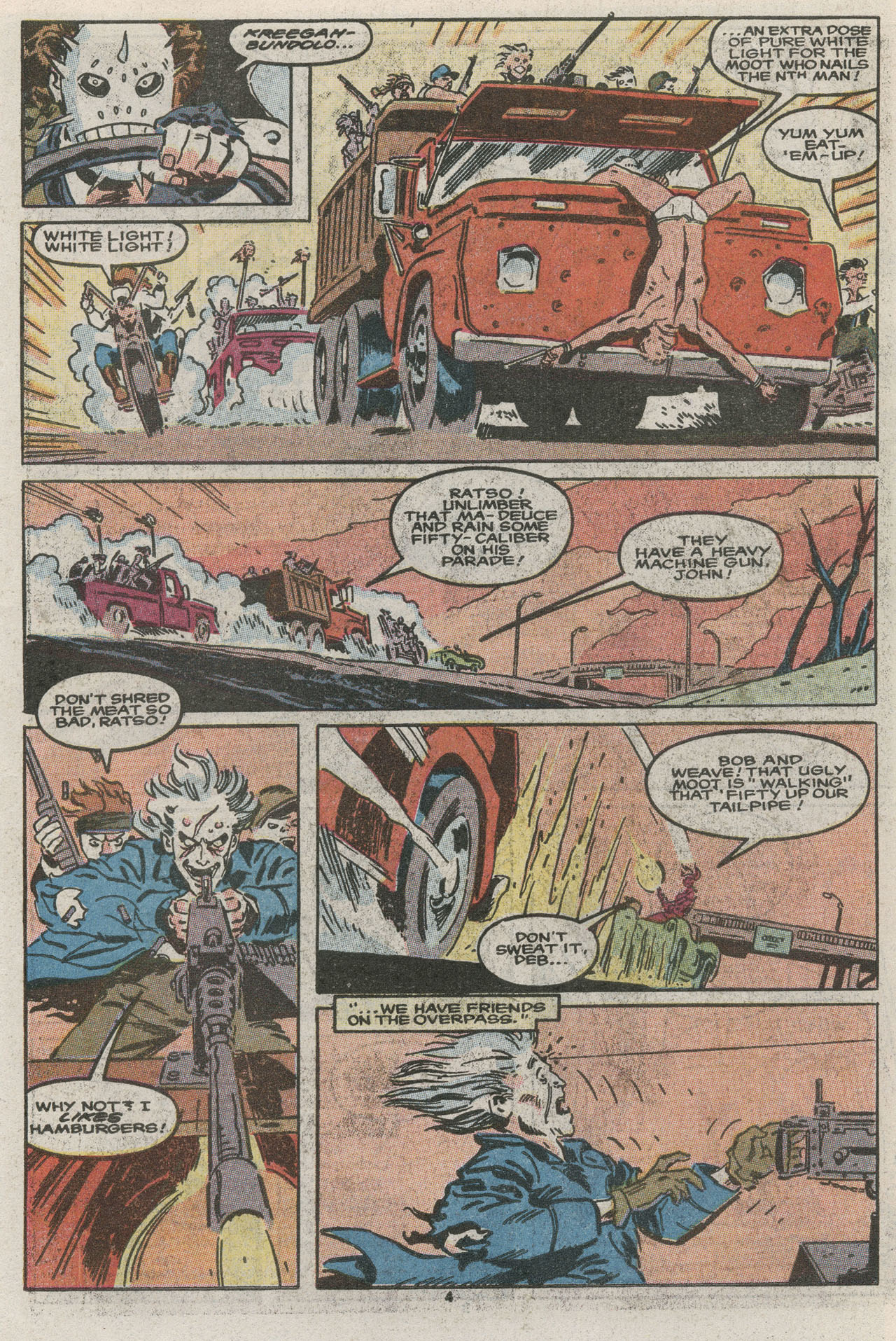 Read online Nth Man the Ultimate Ninja comic -  Issue #15 - 5