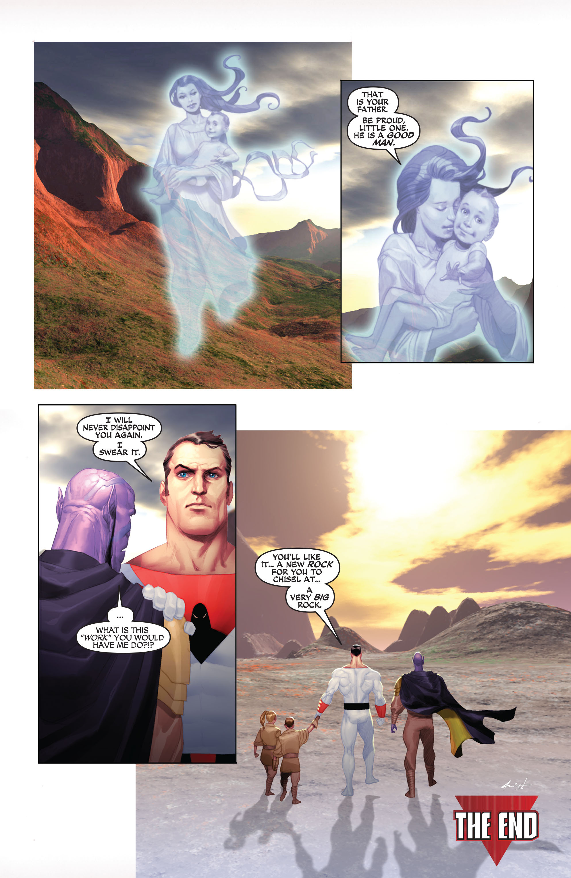 Read online Space Ghost (2016) comic -  Issue # Full - 134