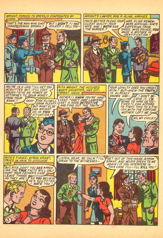 Read online Sensation (Mystery) Comics comic -  Issue #25 - 5