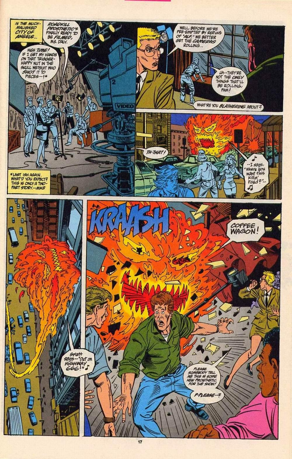 Read online Secret Defenders comic -  Issue #5 - 14