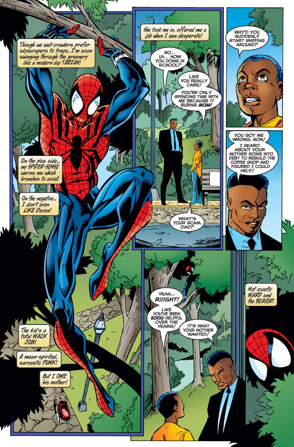 The Amazing Spider-Man (1963) 414 Page 10