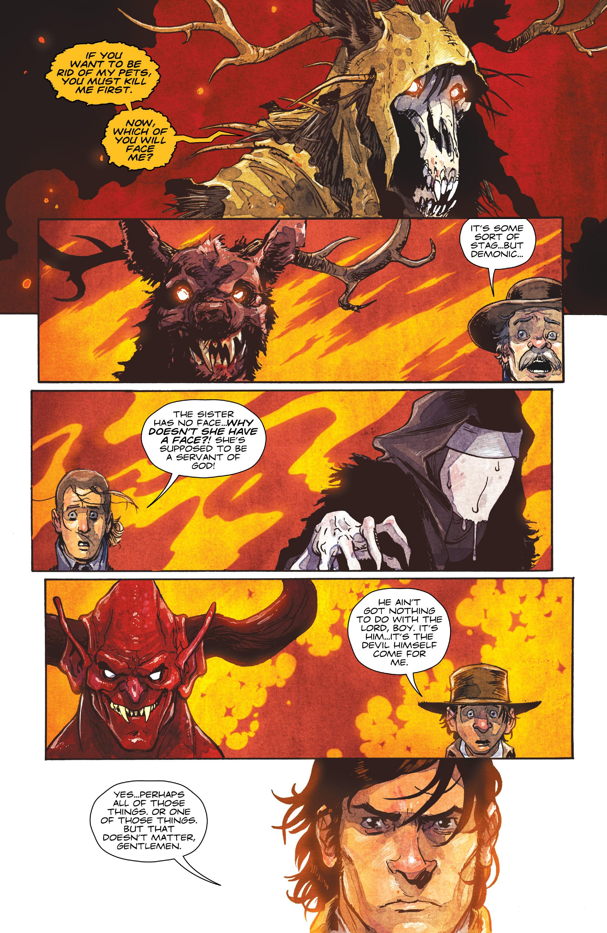Read online Manifest Destiny comic -  Issue #29 - 3