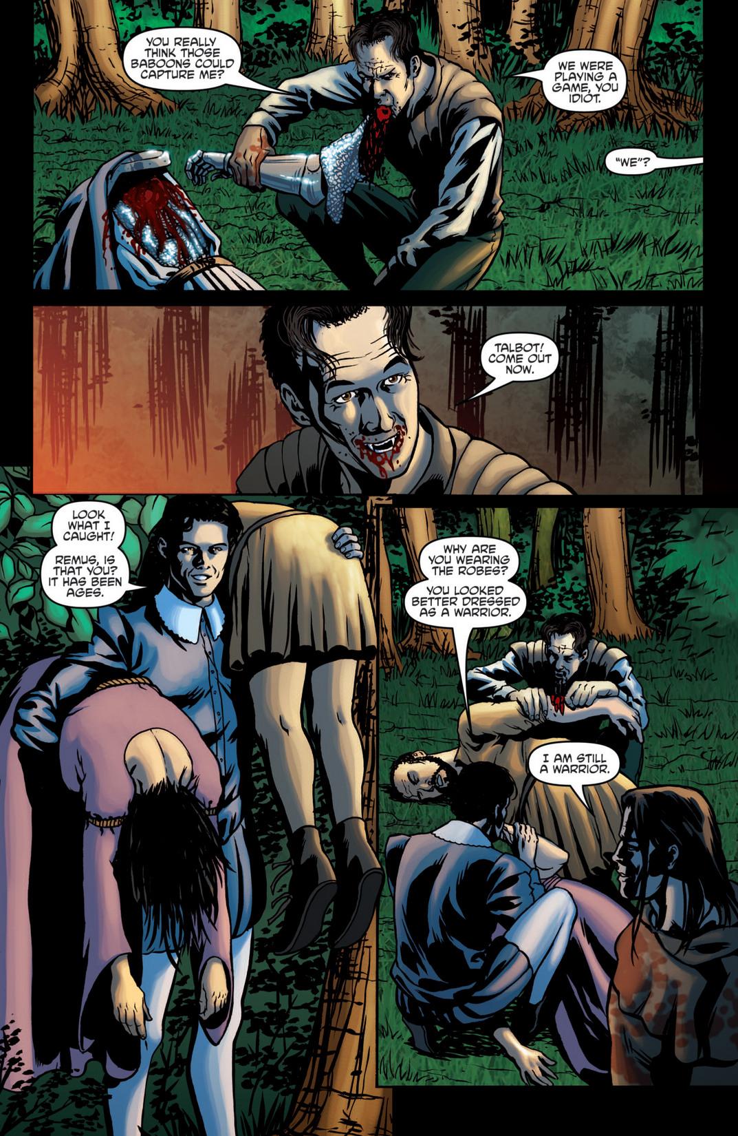 Read online True Blood (2012) comic -  Issue #5 - 17