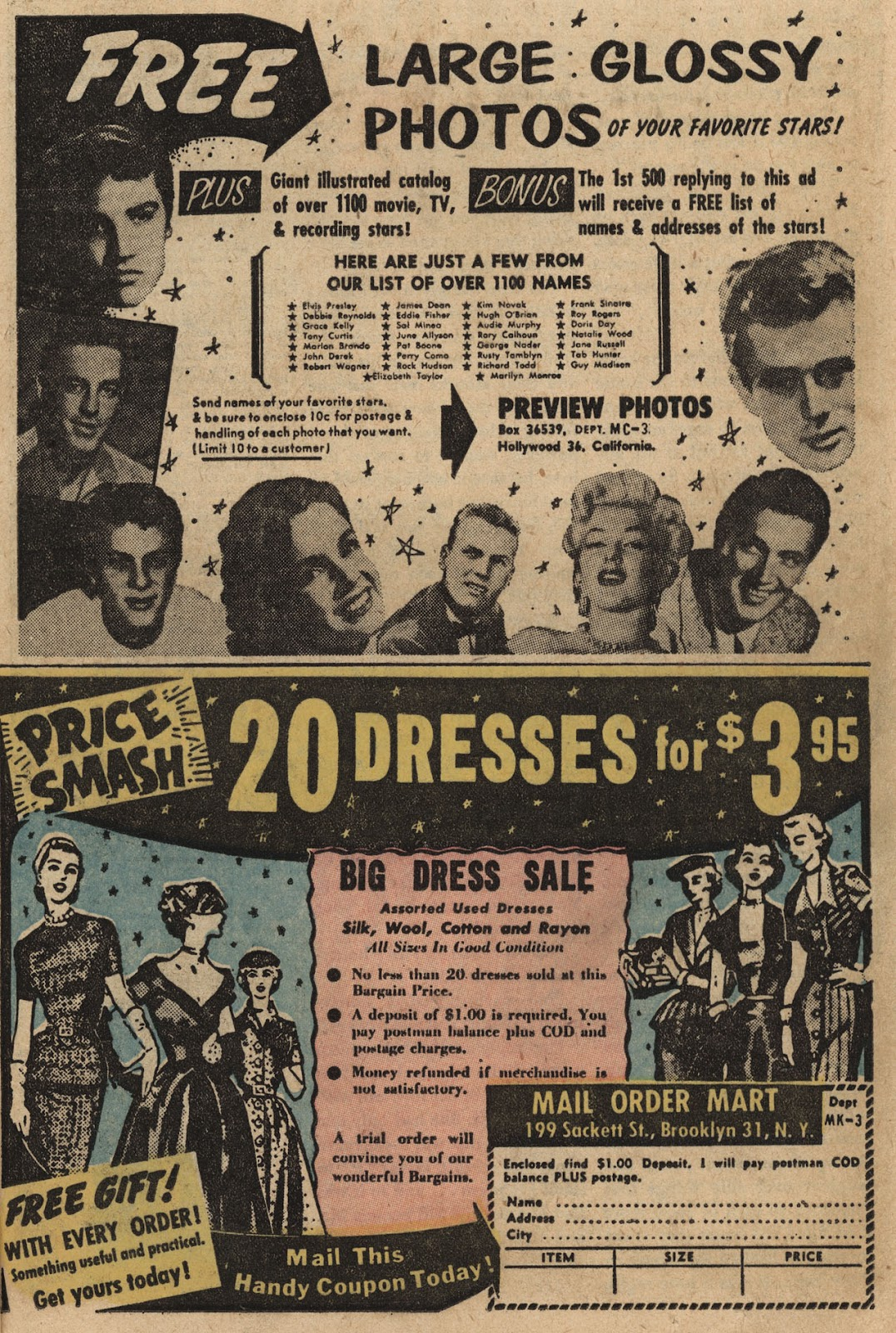 Love Romances (1949) issue 66 - Page 25