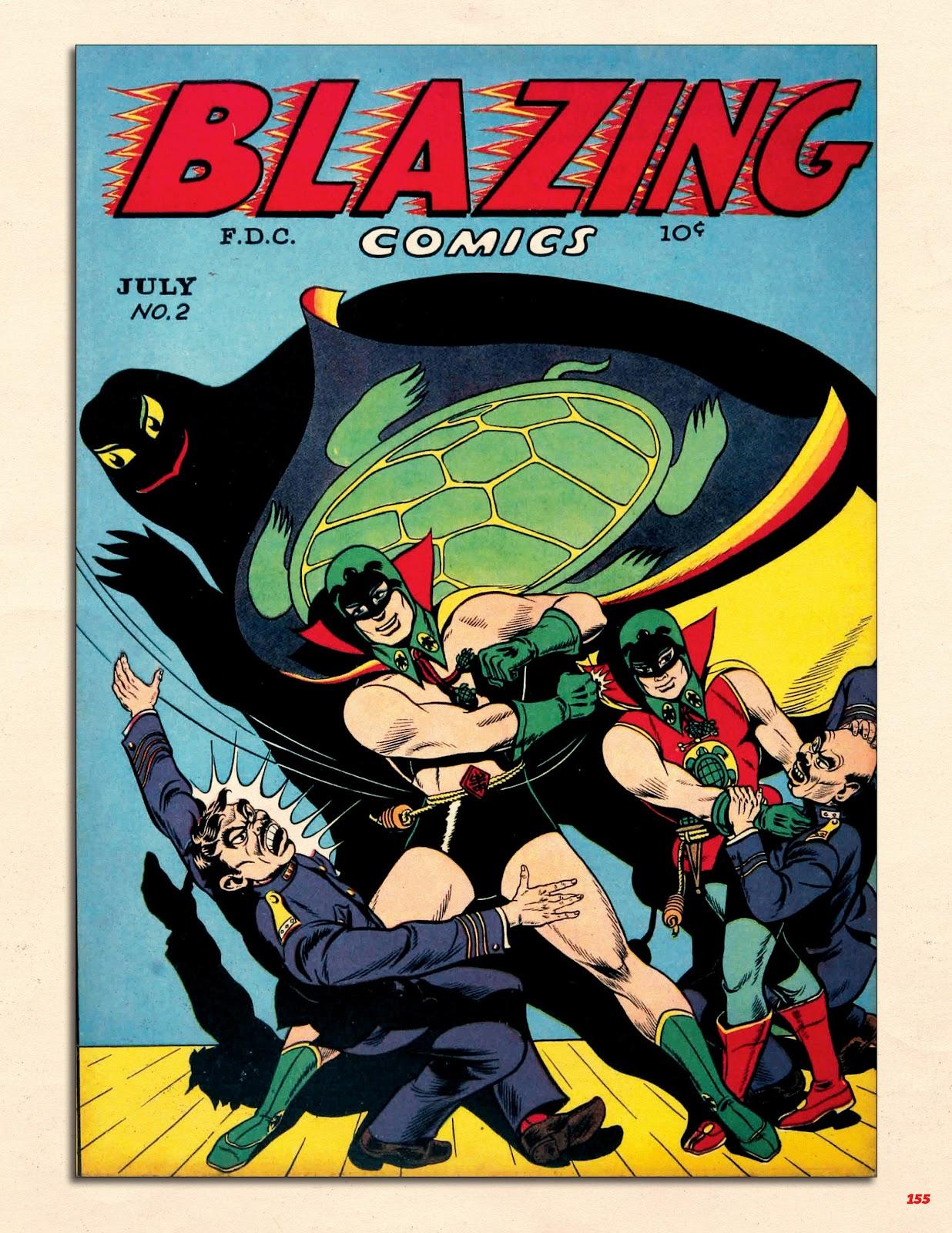 Read online Super Weird Heroes comic -  Issue # TPB 1 (Part 2) - 55