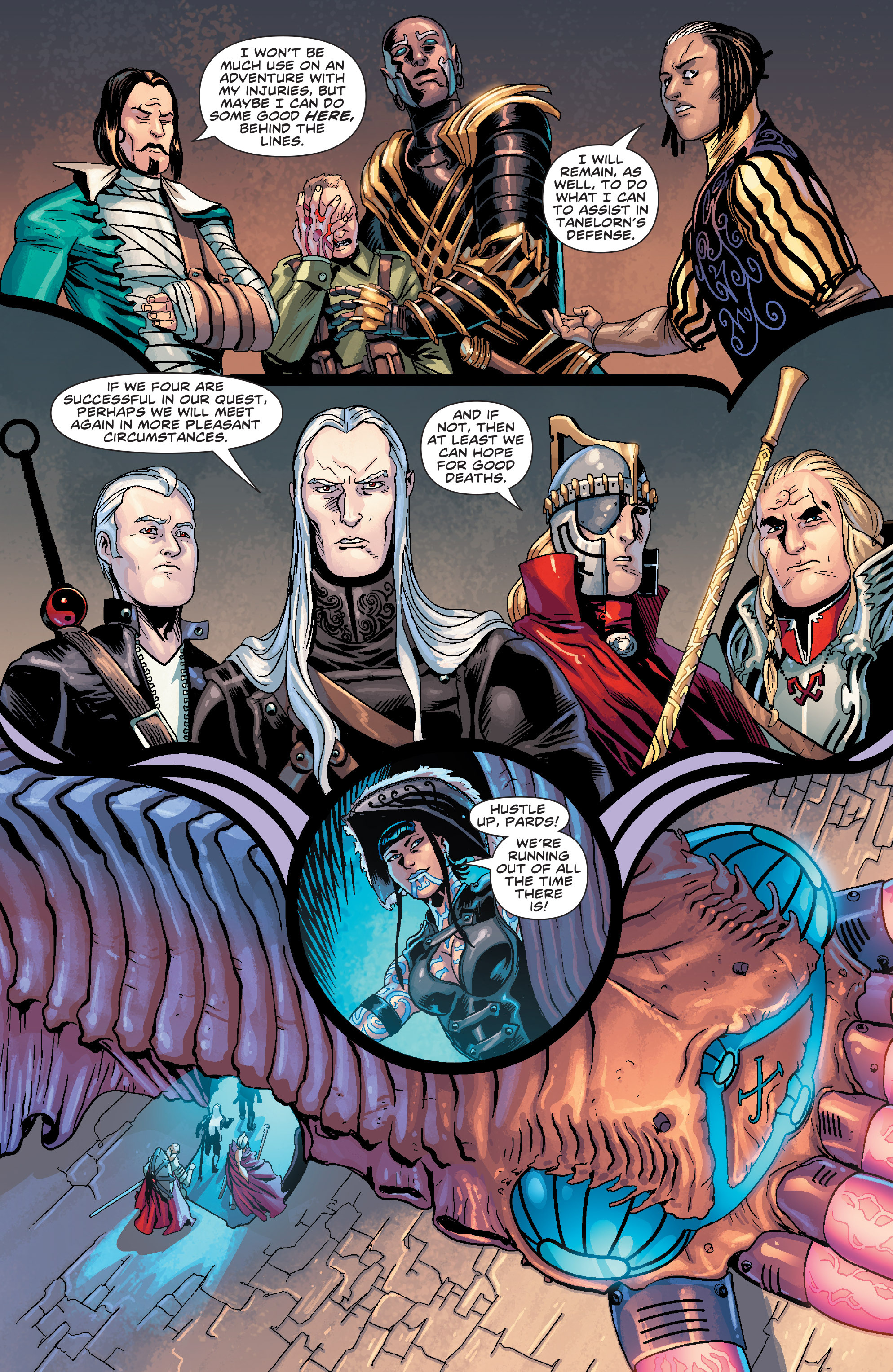 Read online Elric: The Balance Lost comic -  Issue # TPB 2 - 88
