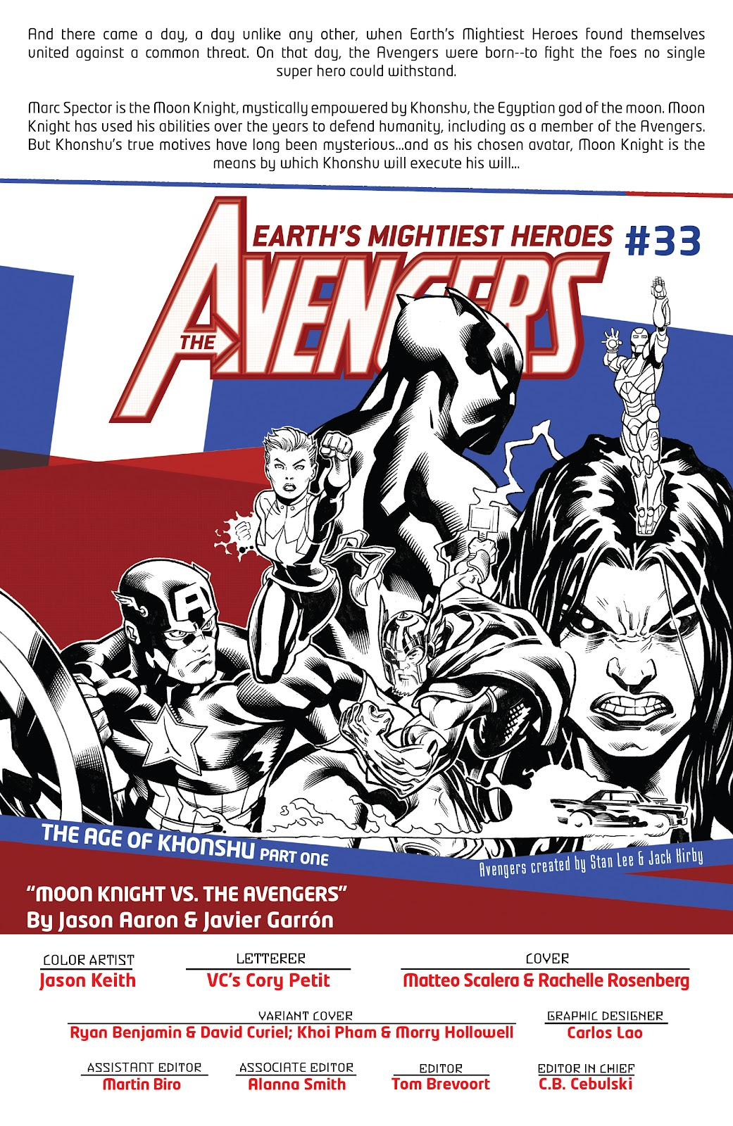 Avengers (2018) issue 33 - Page 2