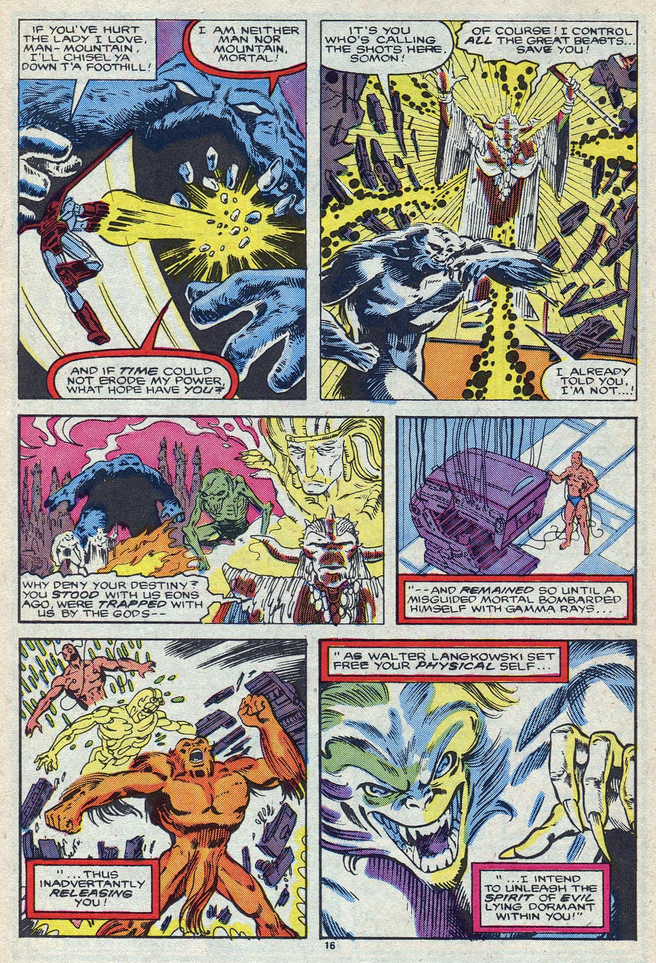 Read online Alpha Flight (1983) comic -  Issue #55 - 23