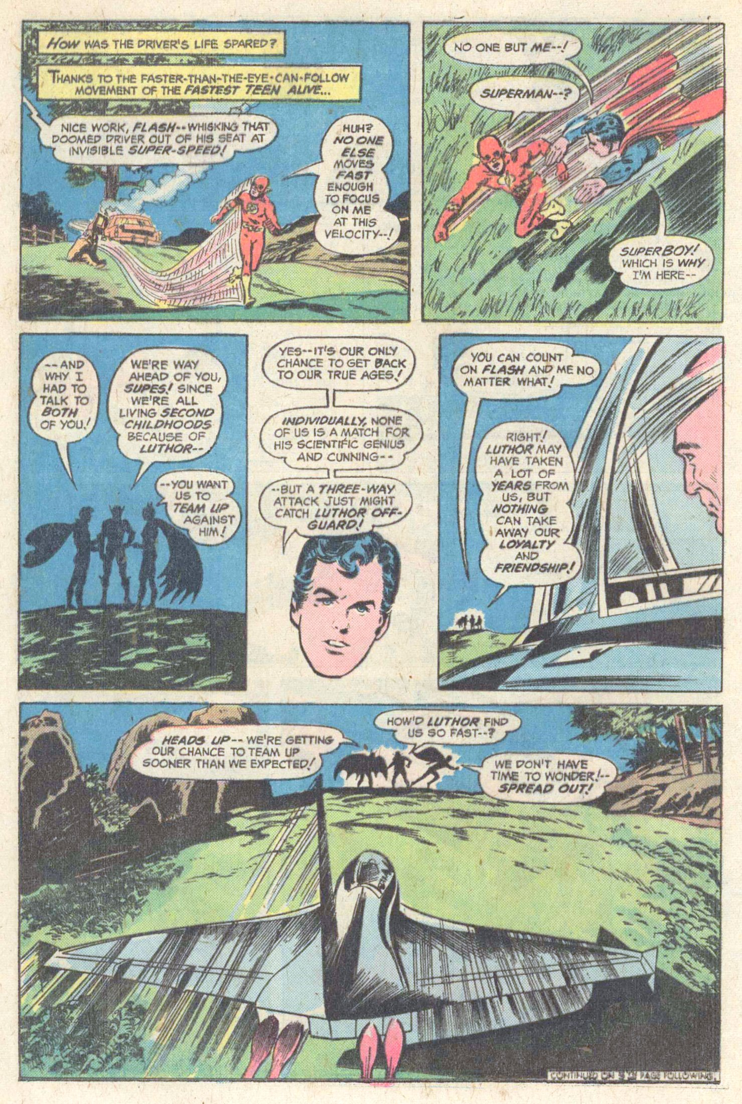 Read online Action Comics (1938) comic -  Issue #466 - 16
