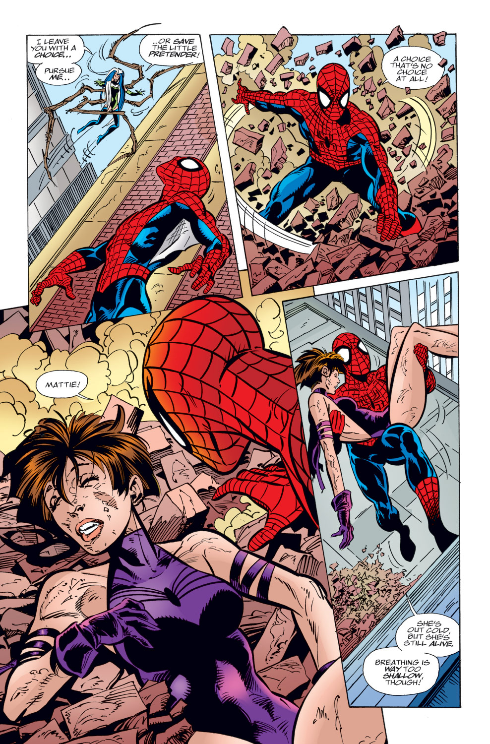 The Amazing Spider-Man (1999) 14 Page 20