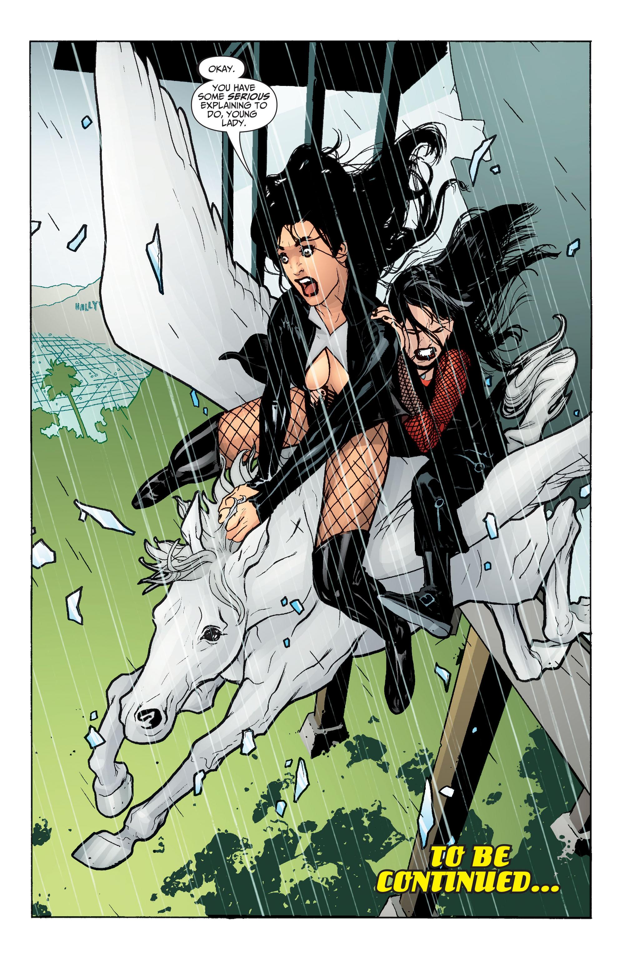 Read online Seven Soldiers: Zatanna comic -  Issue #3 - 23