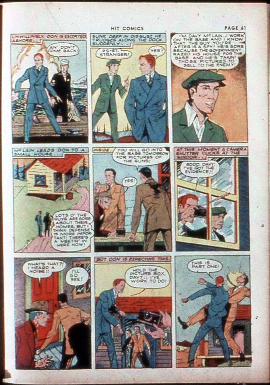 Read online Hit Comics comic -  Issue #14 - 63