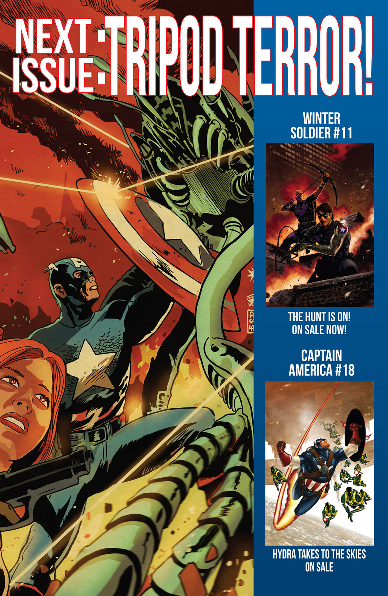 Read online Captain America And Black Widow comic -  Issue #637 - 22
