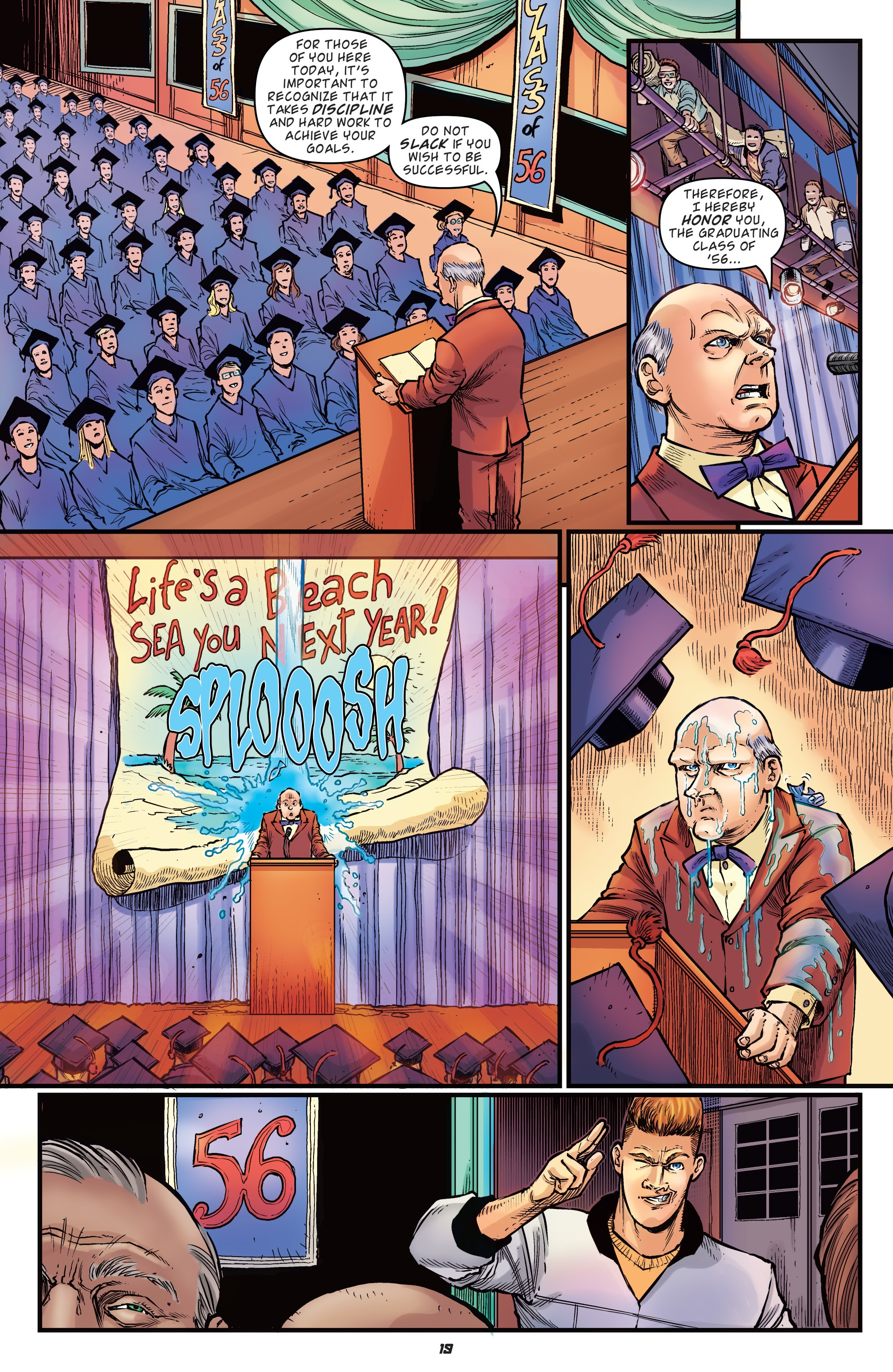 Read online Back to the Future: Biff to the Future comic -  Issue #1 - 21