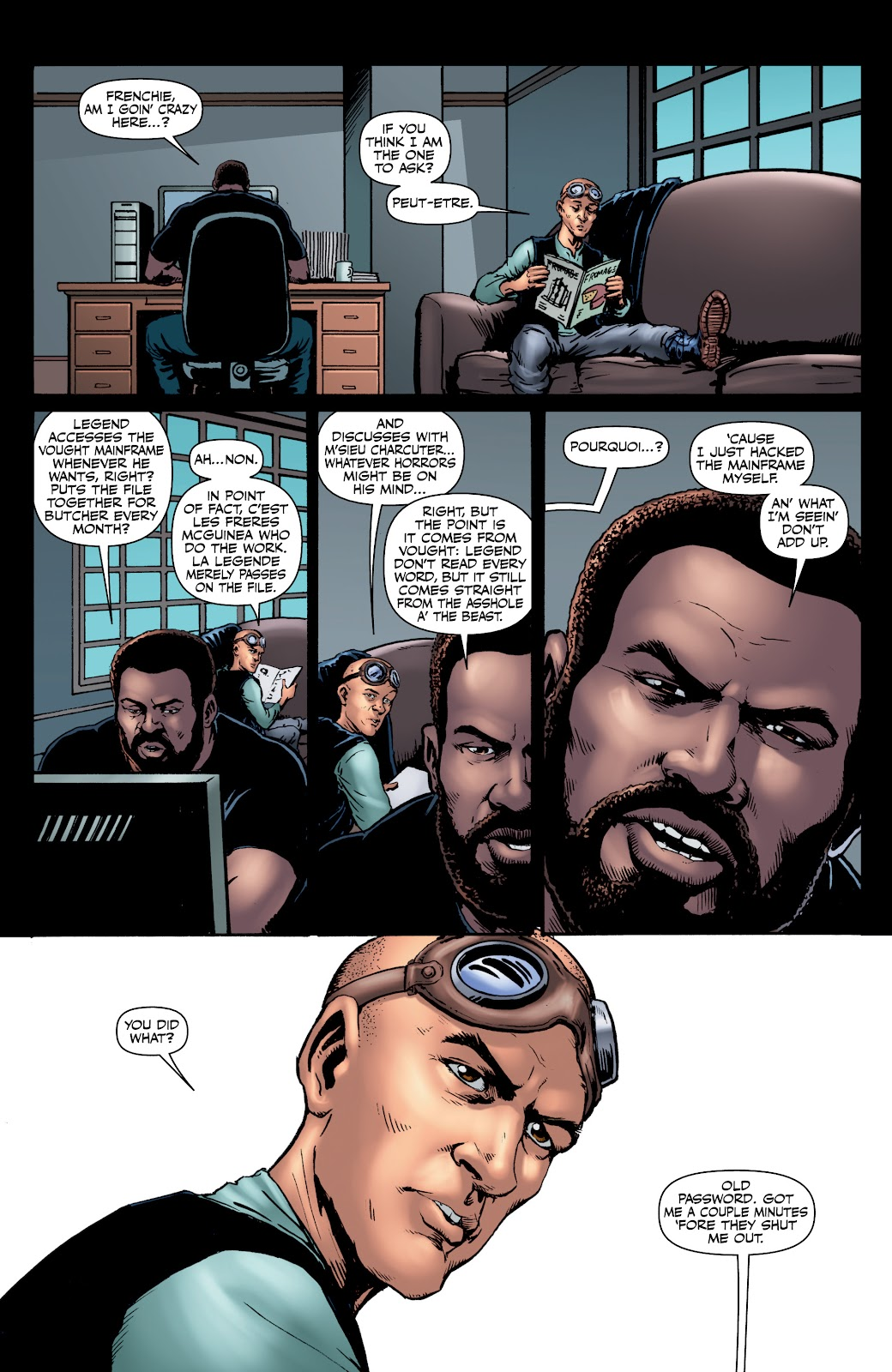 Read online The Boys Omnibus comic -  Issue # TPB 4 (Part 1) - 63