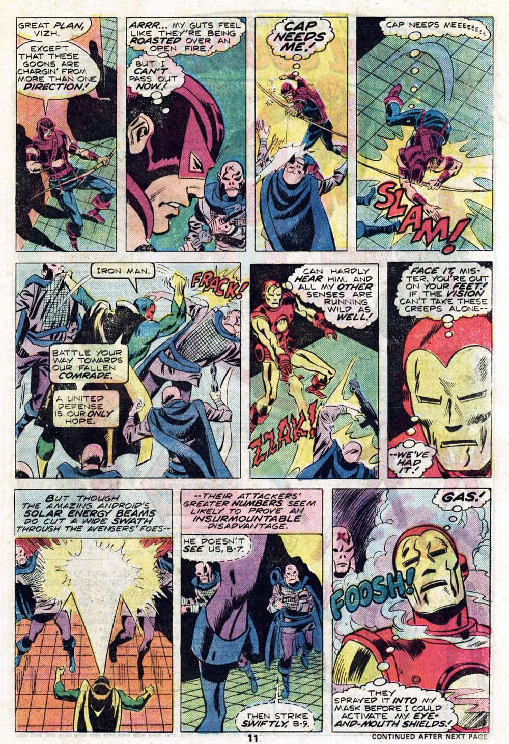 The Avengers (1963) 146 Page 7