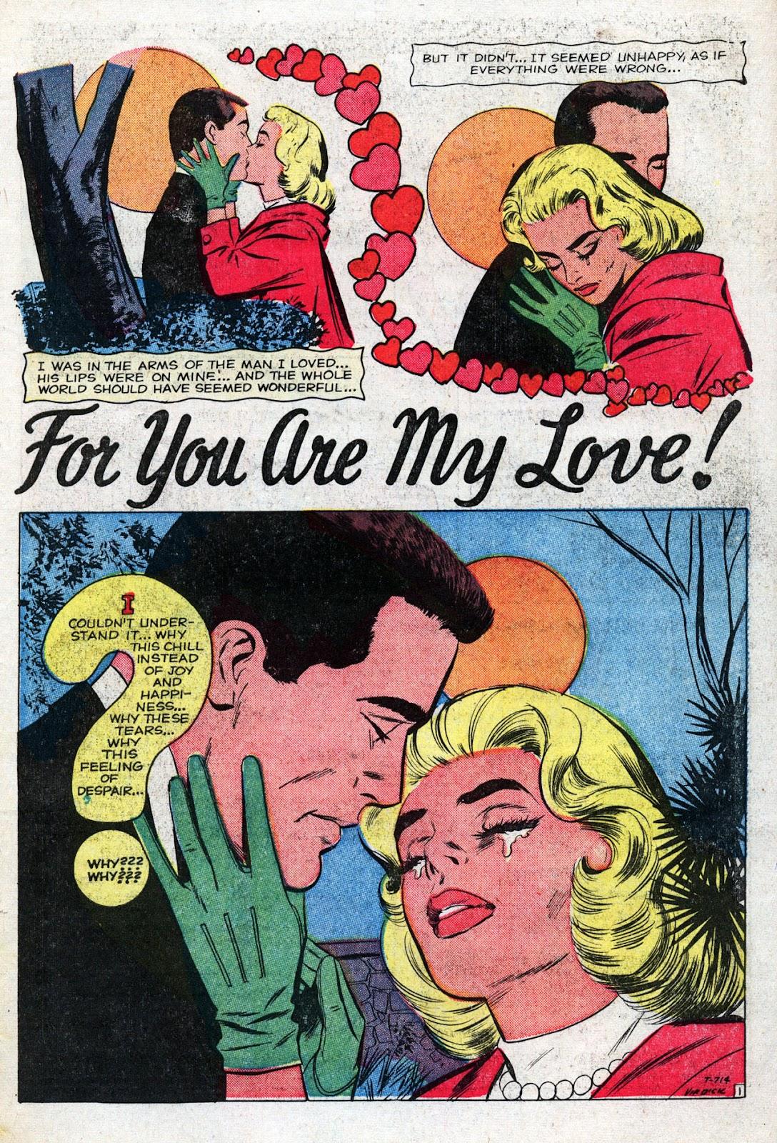 Love Romances (1949) issue 88 - Page 3