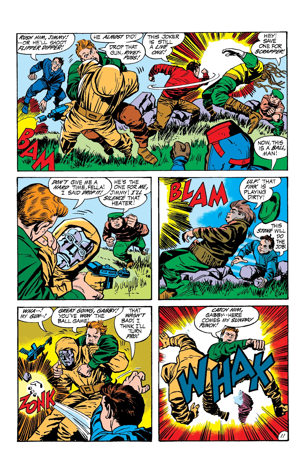 Read online Superman's Pal, Jimmy Olsen by Jack Kirby comic -  Issue # TPB (Part 1) - 19