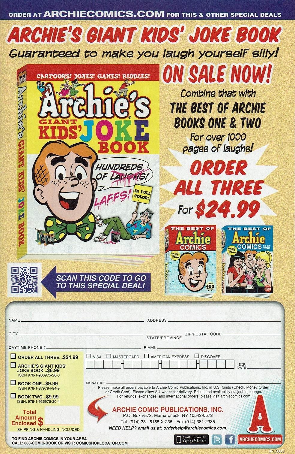 Read online Kevin Keller comic -  Issue #8 - 26